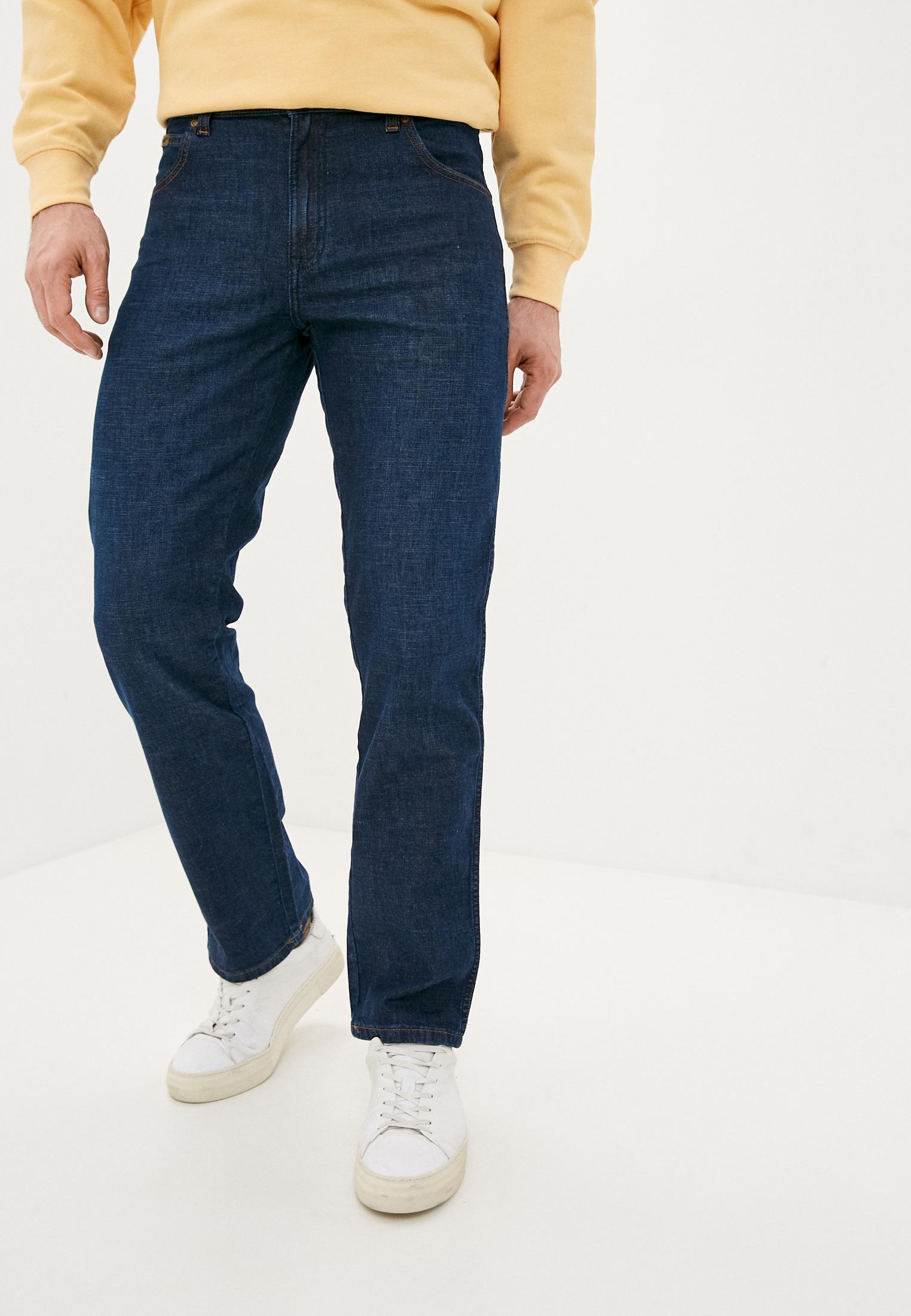Мужские прямые джинсы Wrangler (Вранглер) W121C548N