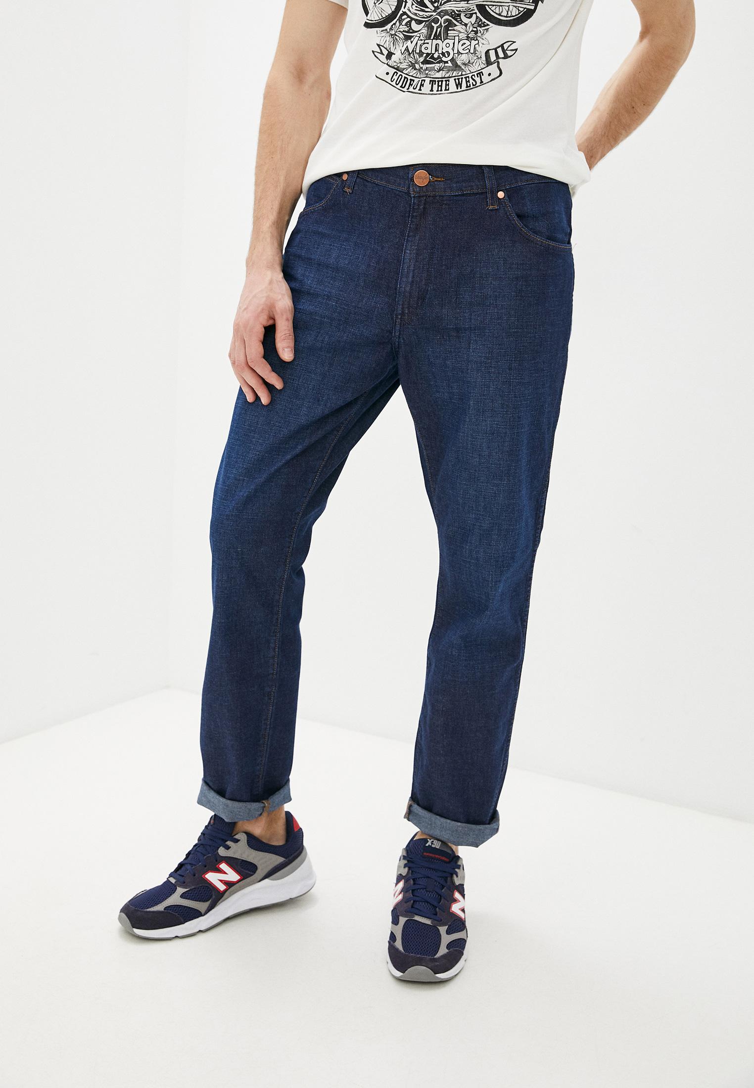 Мужские прямые джинсы Wrangler (Вранглер) W18SC548N