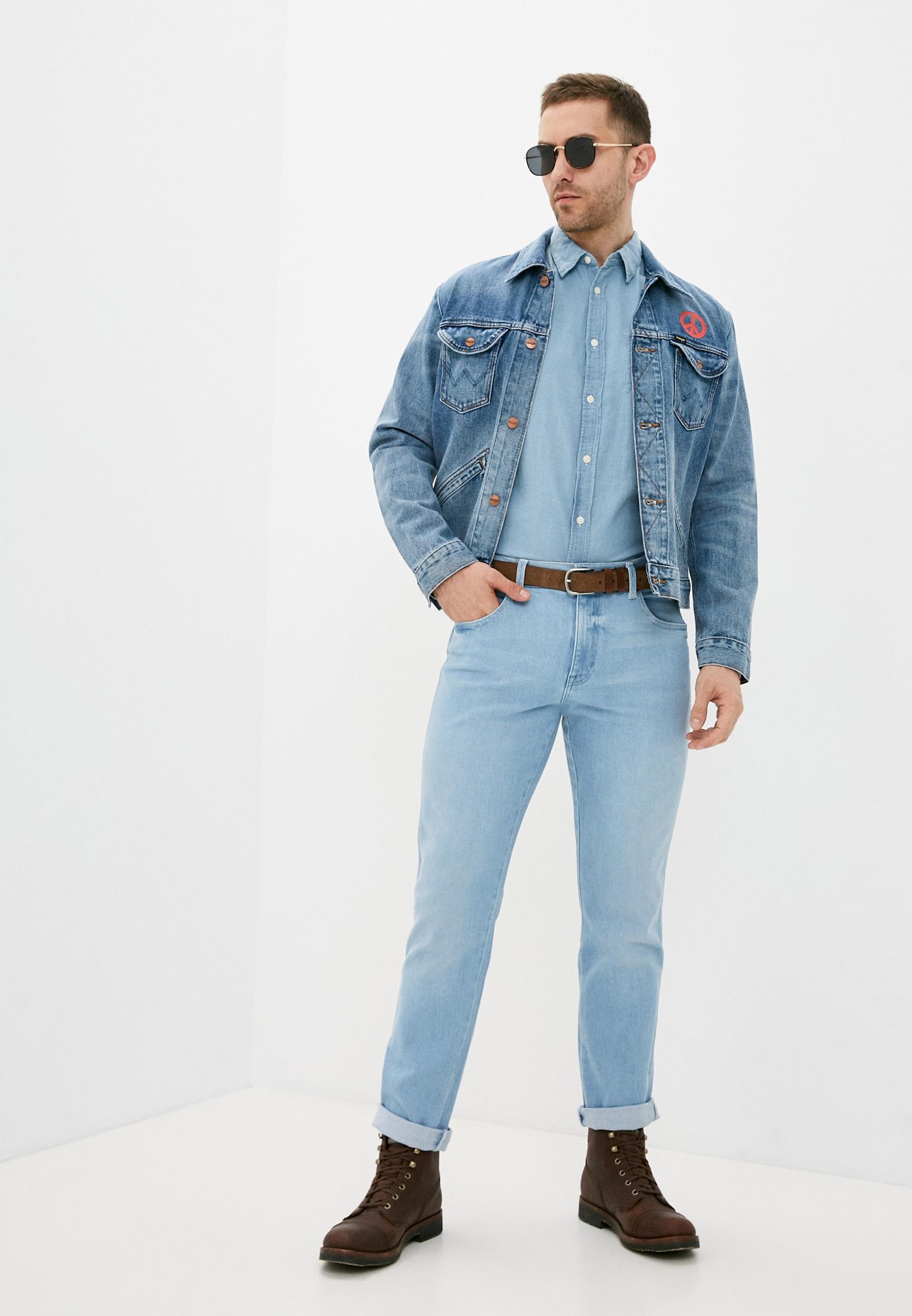 Рубашка с длинным рукавом Wrangler (Вранглер) W5A1LOX4E: изображение 2