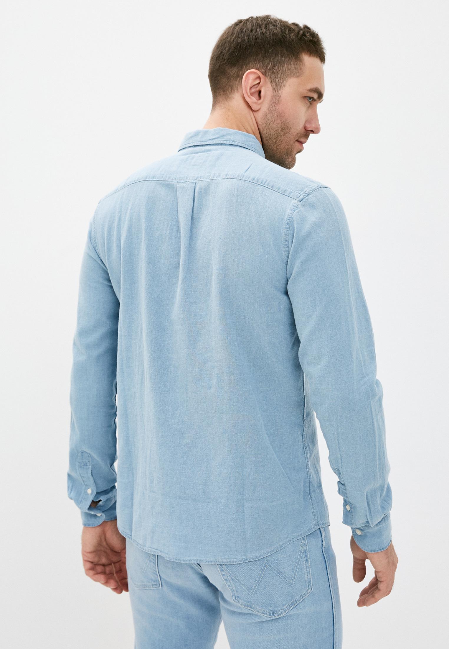 Рубашка с длинным рукавом Wrangler (Вранглер) W5A1LOX4E: изображение 3