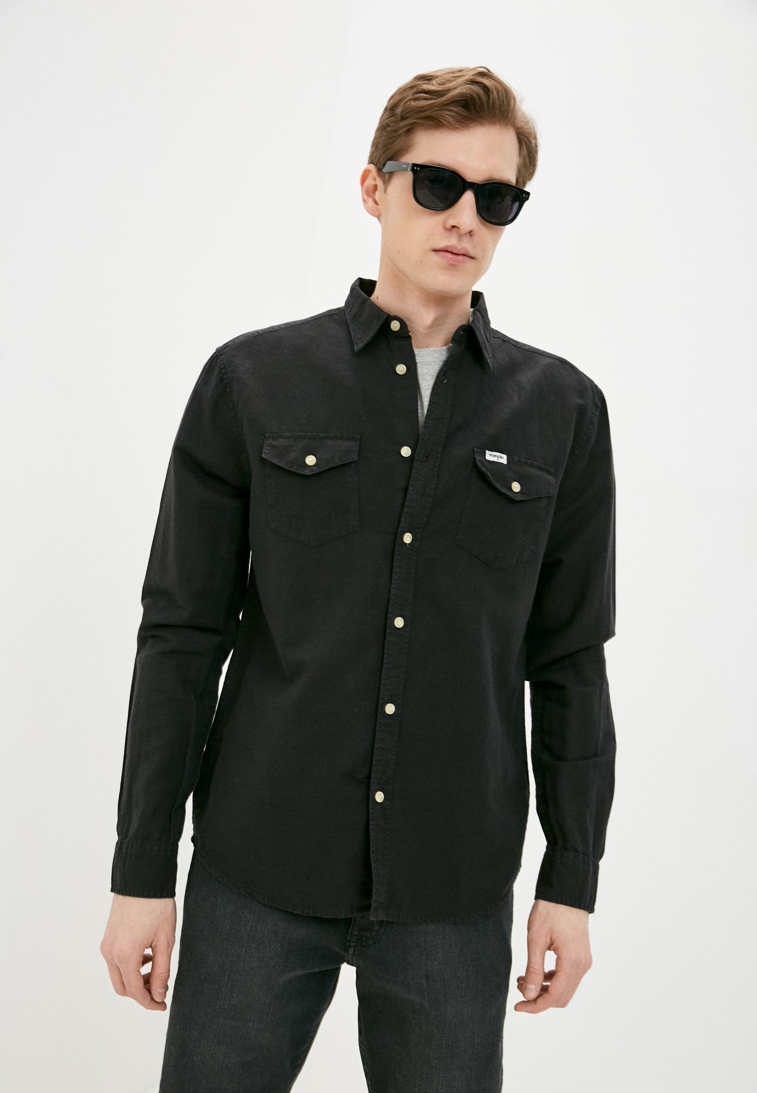 Рубашка с длинным рукавом Wrangler (Вранглер) W5A5LOXV6: изображение 1