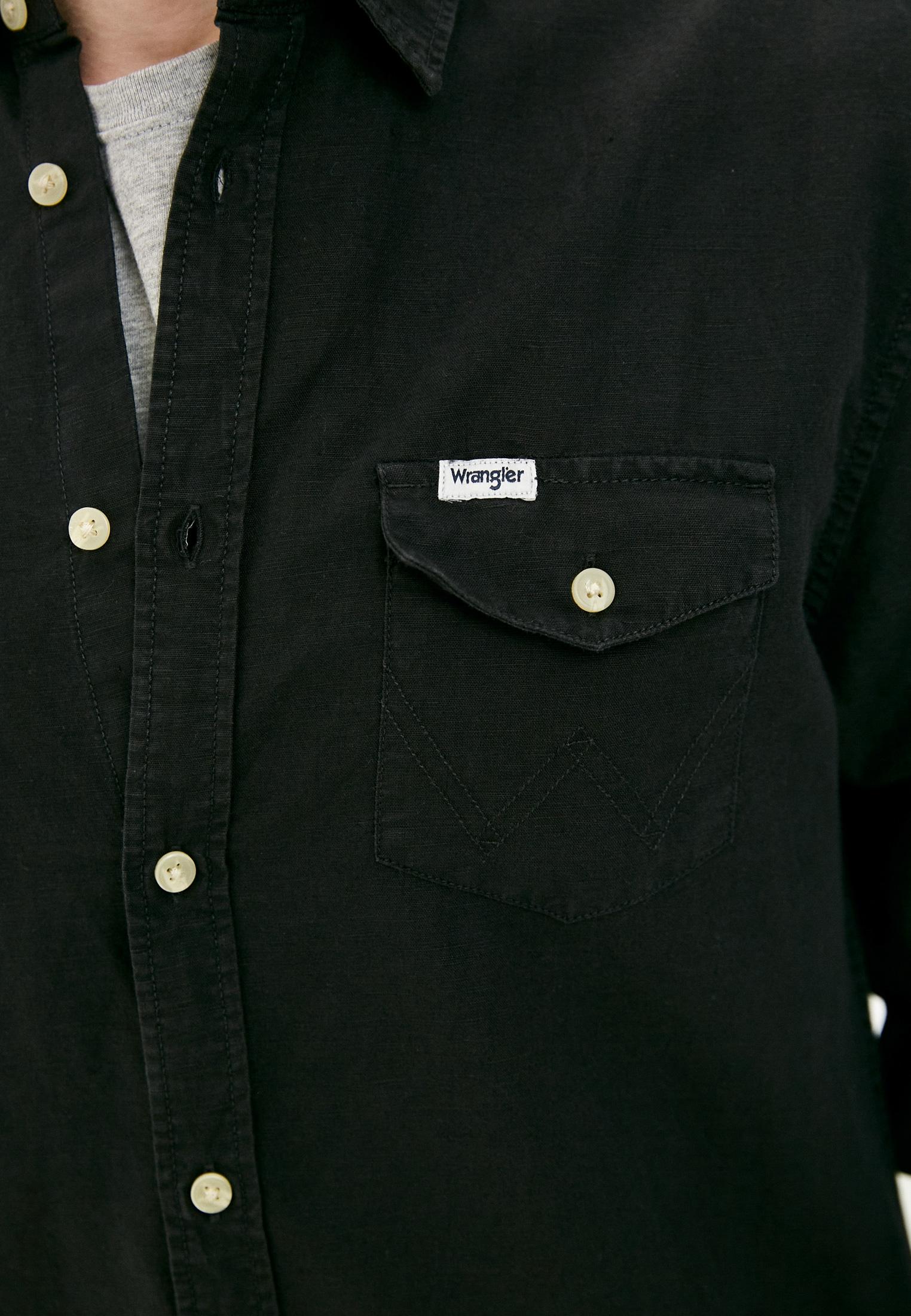 Рубашка с длинным рукавом Wrangler (Вранглер) W5A5LOXV6: изображение 4