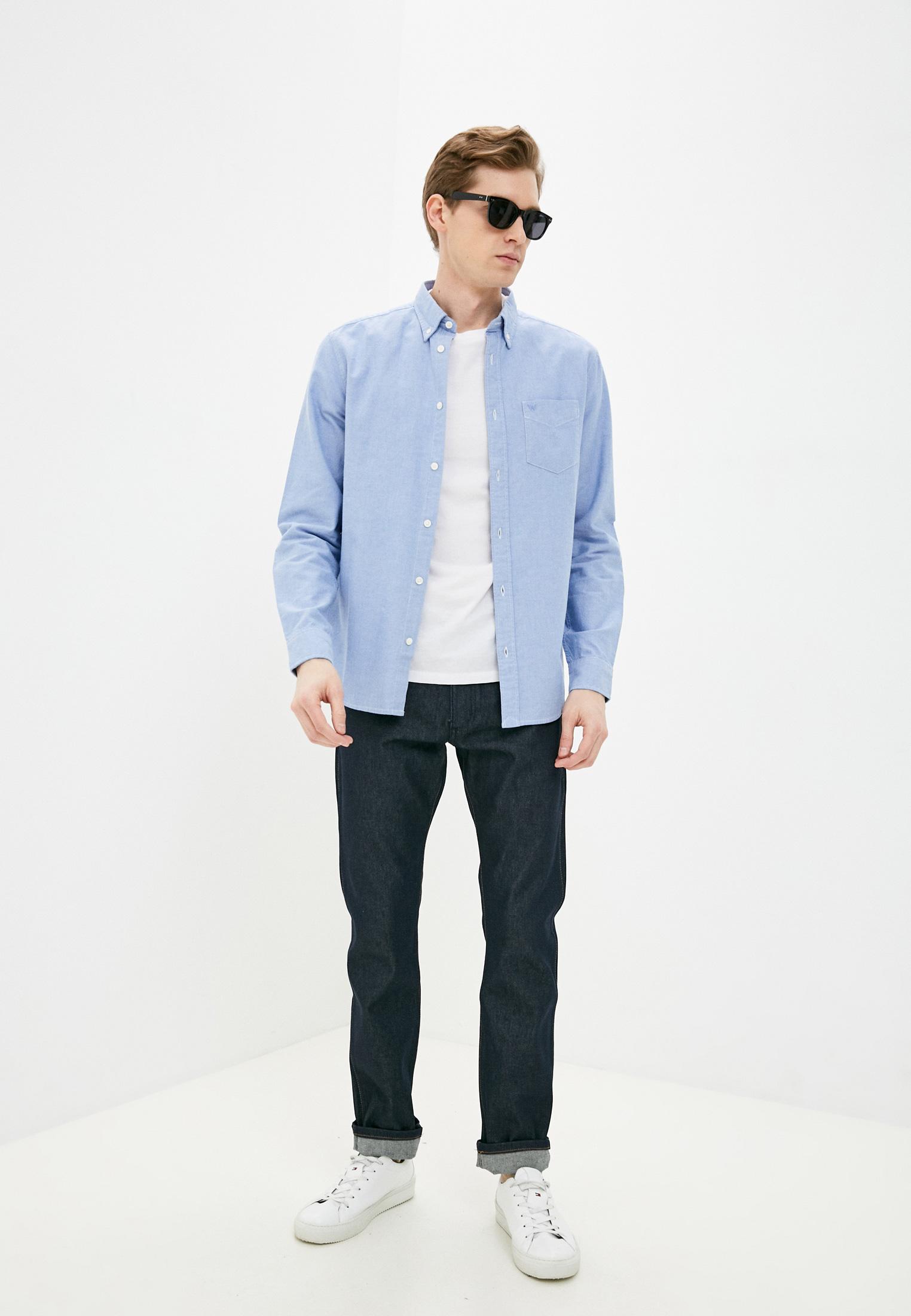 Мужские прямые джинсы Wrangler (Вранглер) W1MZUG301: изображение 6