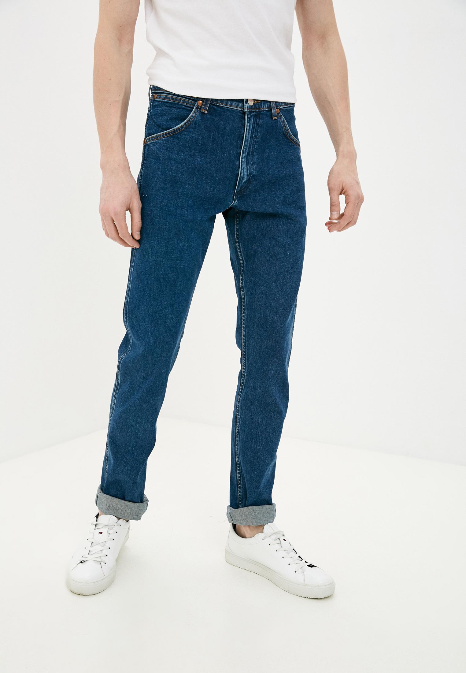 Мужские прямые джинсы Wrangler (Вранглер) W1MZUH923: изображение 4