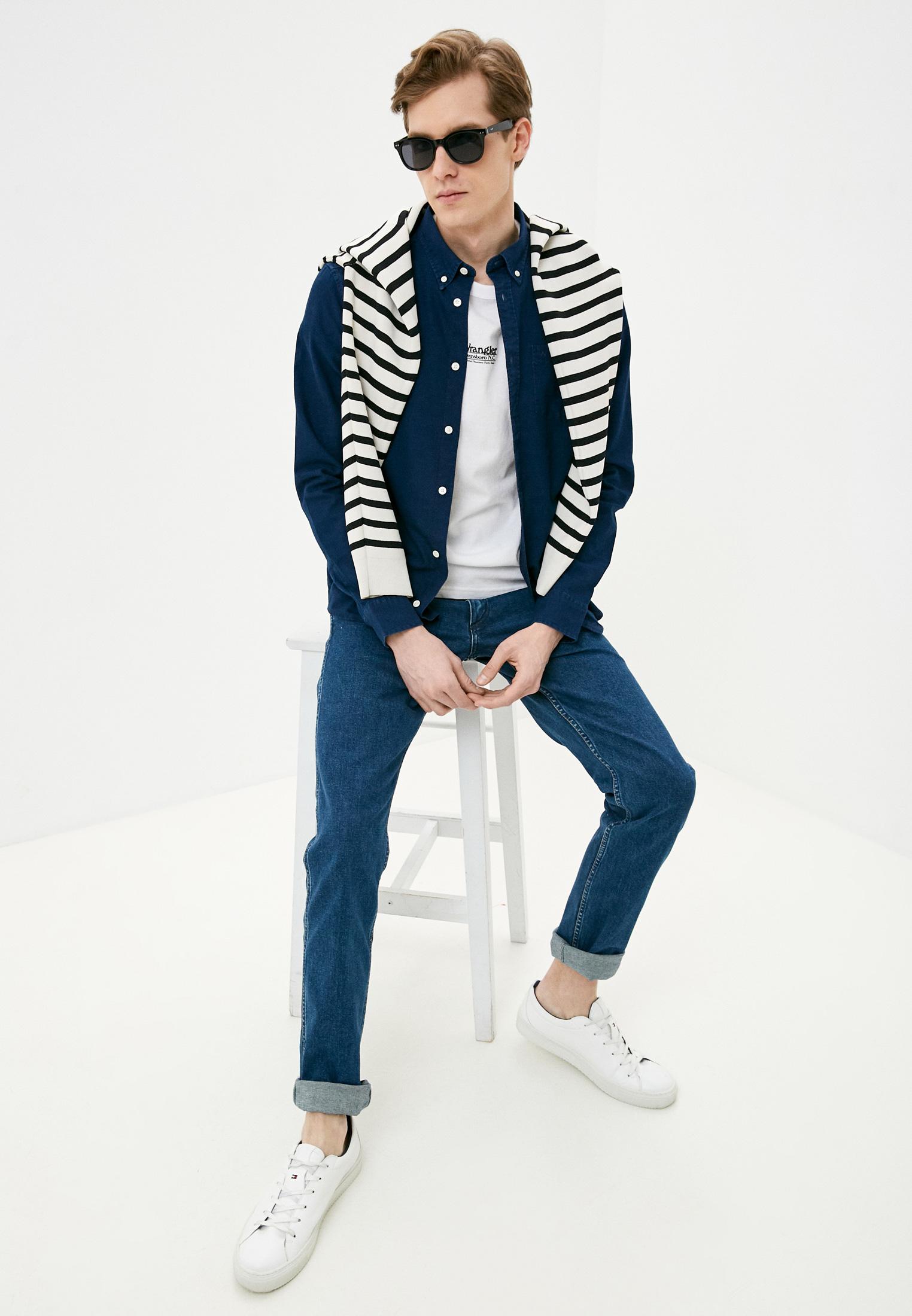 Мужские прямые джинсы Wrangler (Вранглер) W1MZUH923: изображение 5