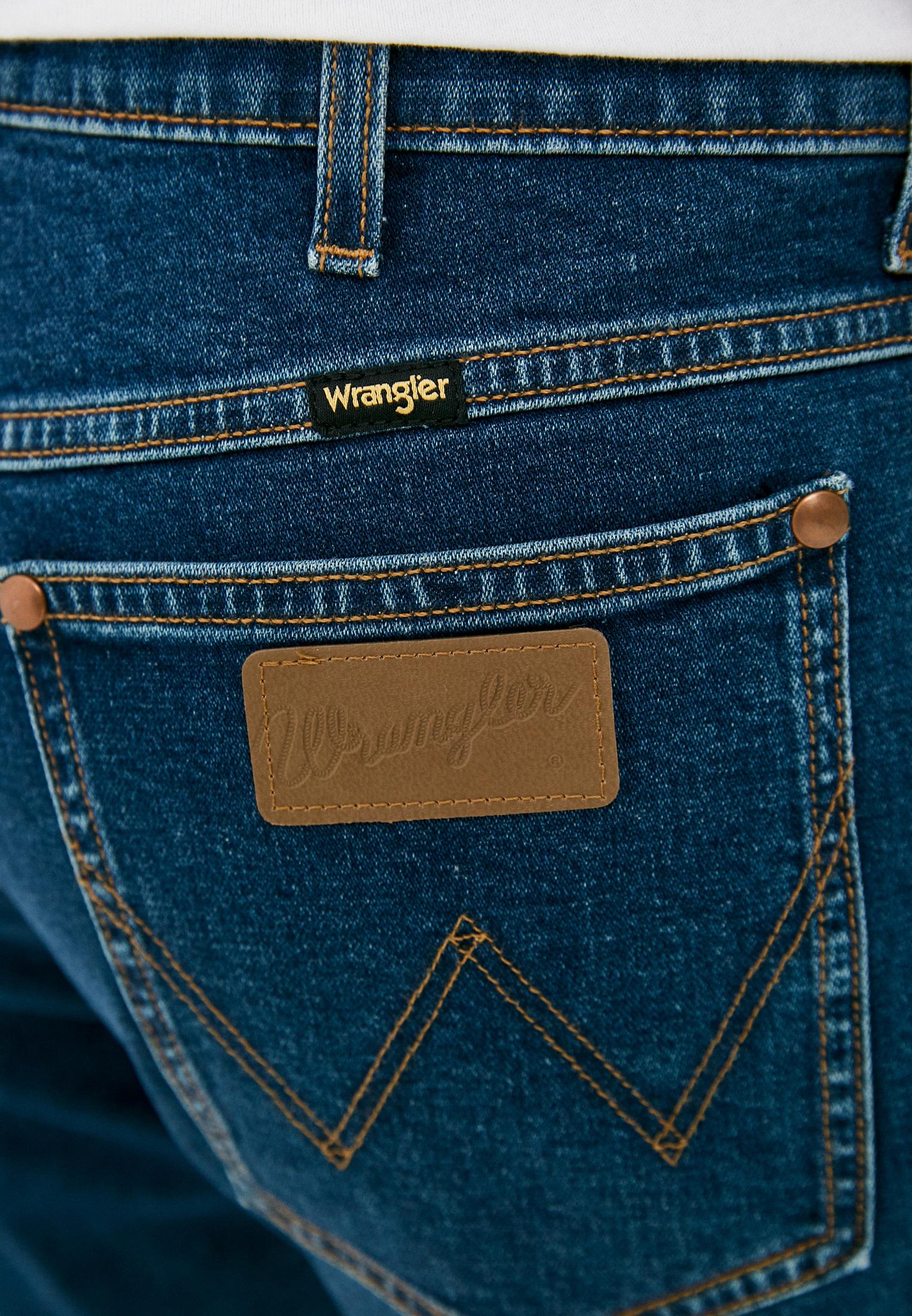Мужские прямые джинсы Wrangler (Вранглер) W1MZUH923: изображение 7