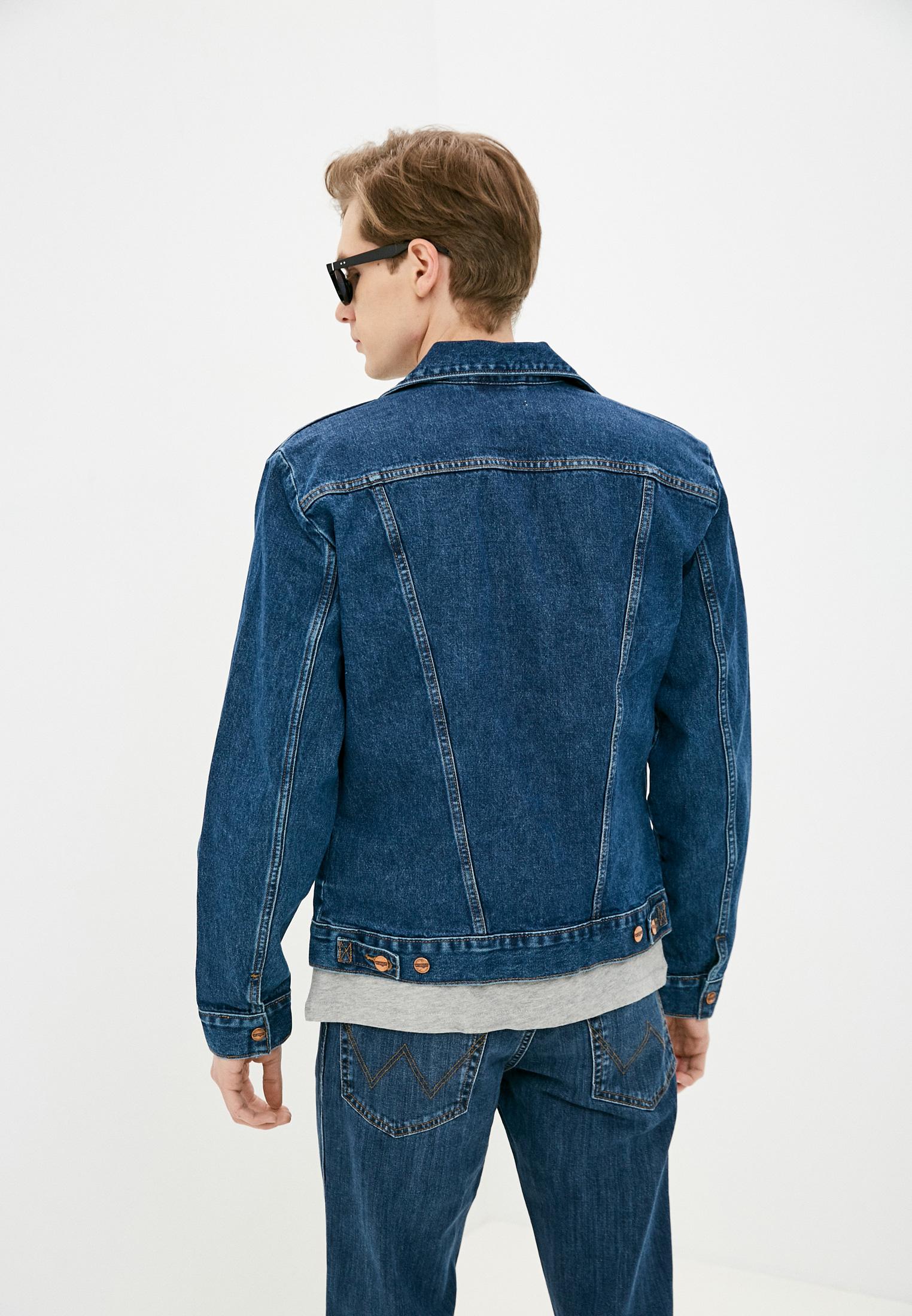 Джинсовая куртка Wrangler (Вранглер) W4MJUG923: изображение 6
