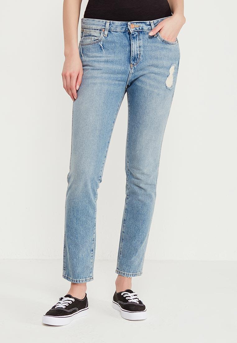 Прямые джинсы Wrangler (Вранглер) W27MGF128