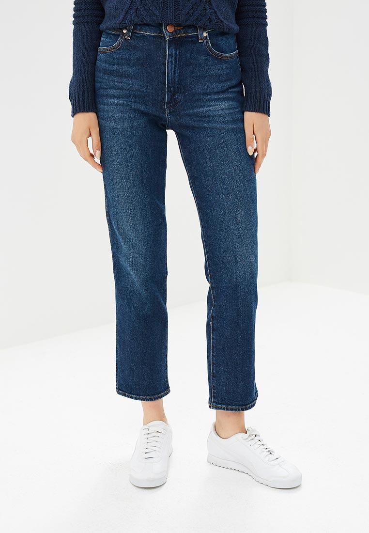 Прямые джинсы Wrangler (Вранглер) W238RH211