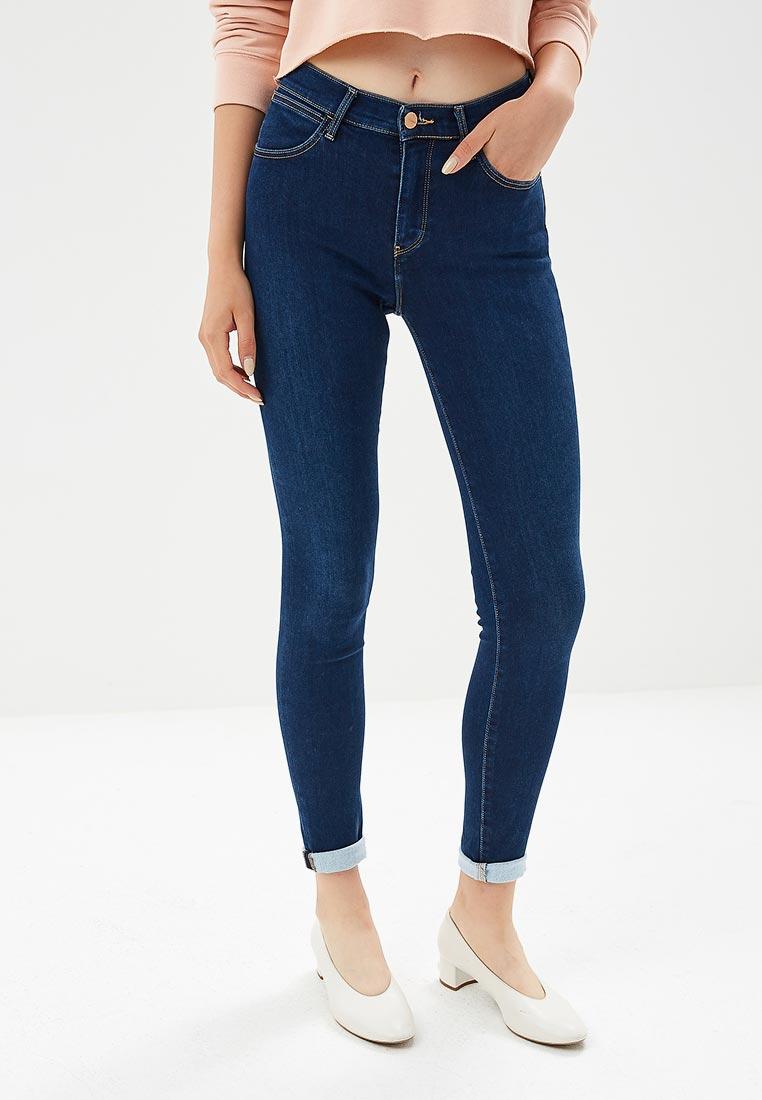 Зауженные джинсы Wrangler (Вранглер) W27HRL21L
