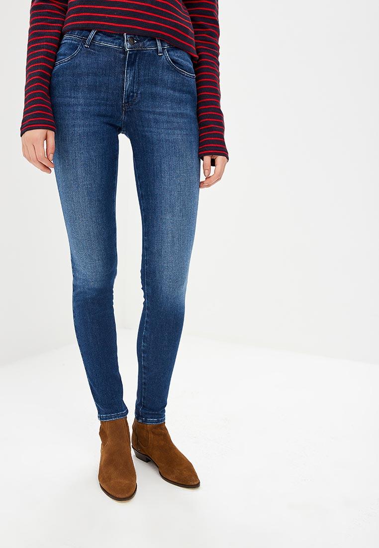 Зауженные джинсы Wrangler (Вранглер) W28KRT21R