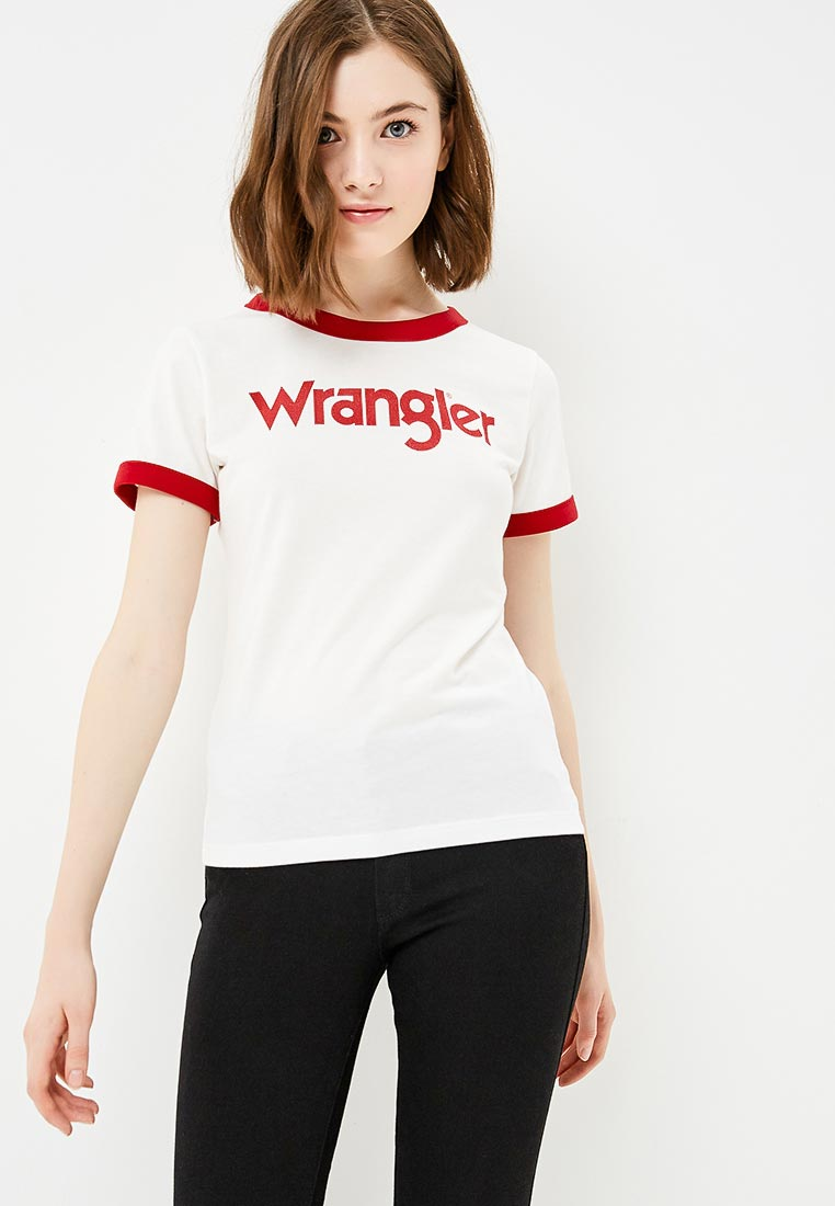 Футболка с коротким рукавом Wrangler (Вранглер) W7385G202