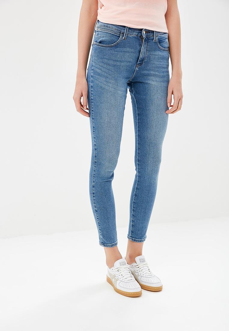 Зауженные джинсы Wrangler (Вранглер) W27HTX28P
