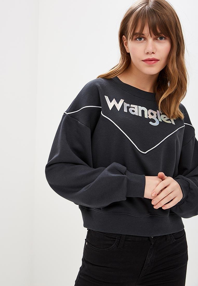 Женские свитшоты Wrangler (Вранглер) W6080ICV6