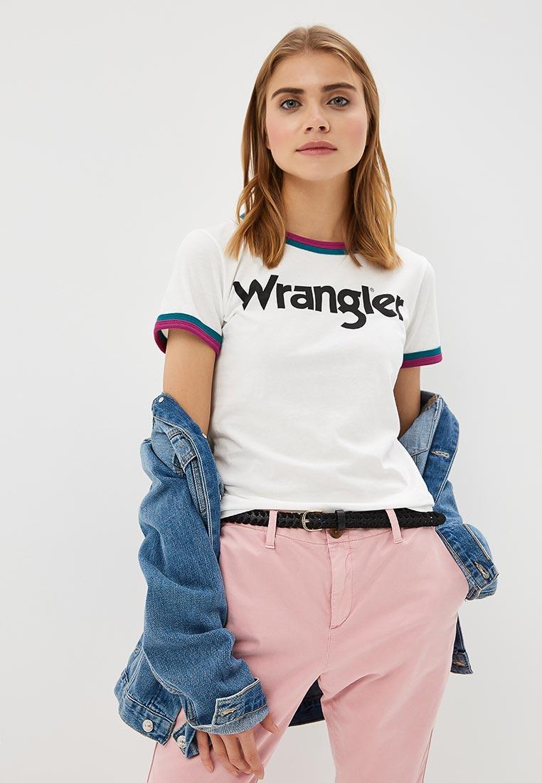 Футболка с коротким рукавом Wrangler (Вранглер) W7385GHW8