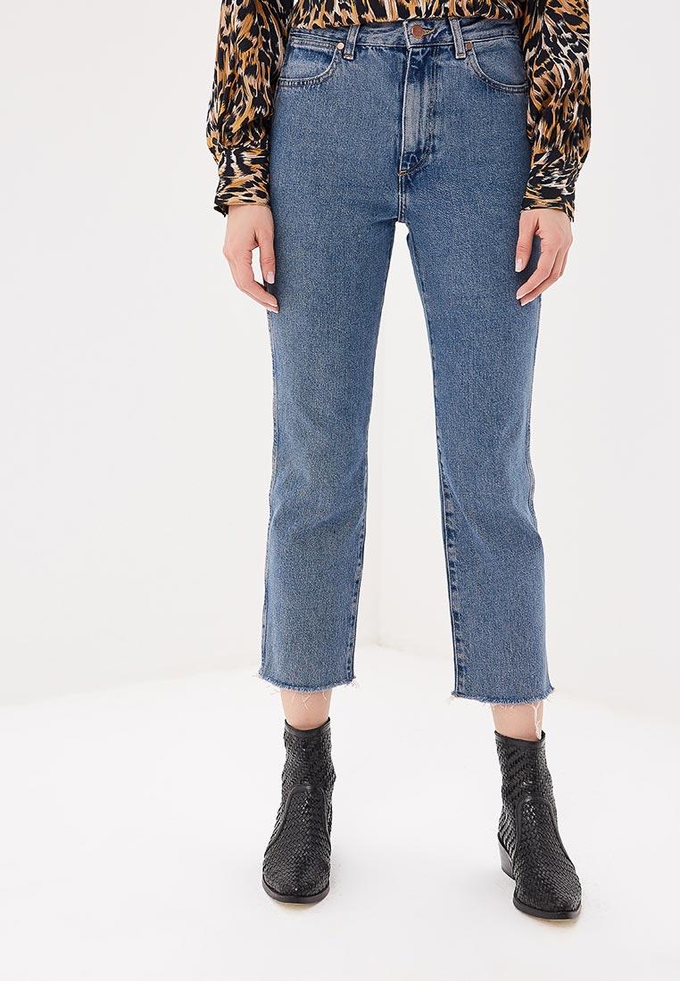 Прямые джинсы Wrangler (Вранглер) W27YGF26R