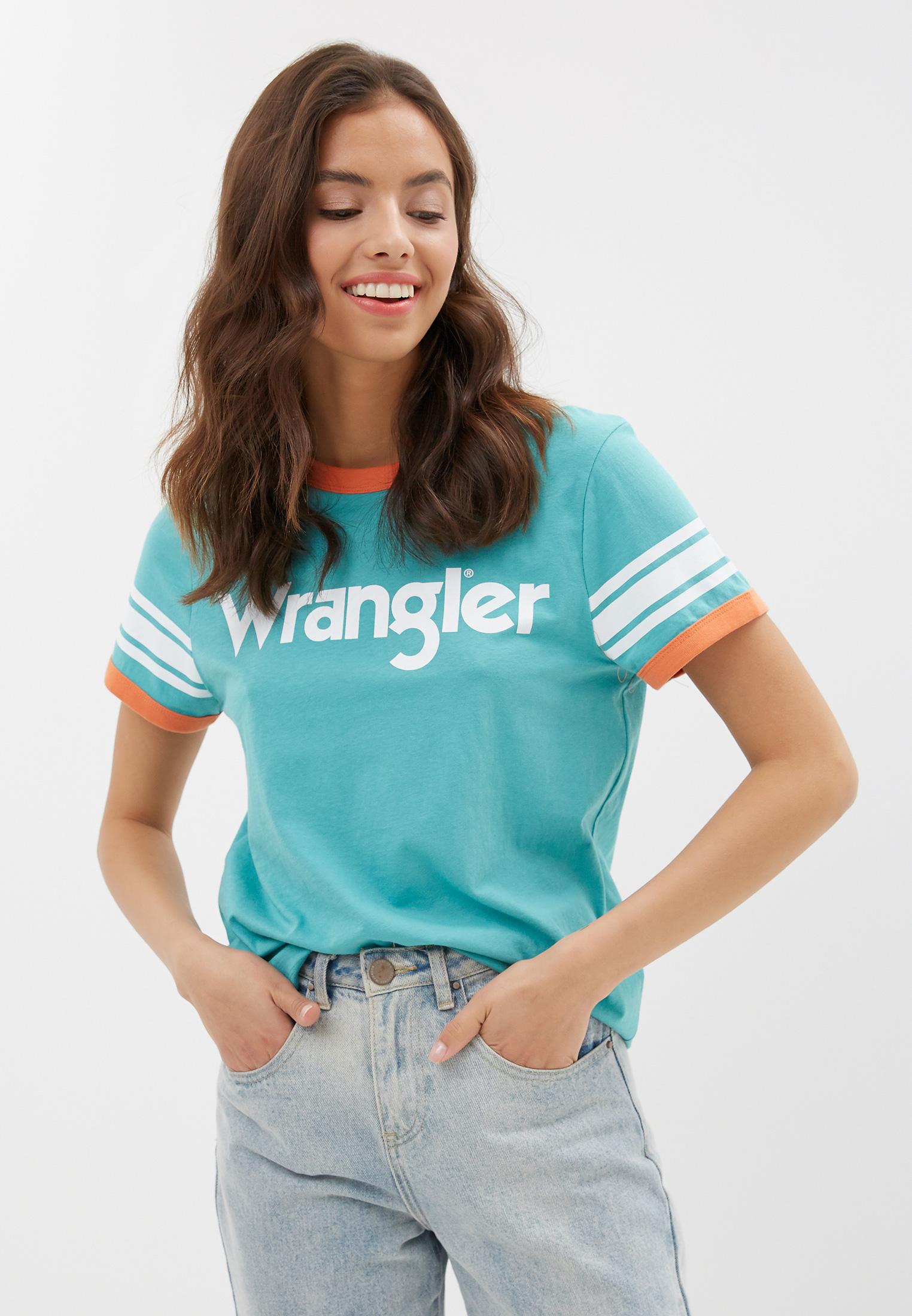 Футболка с коротким рукавом Wrangler (Вранглер) W7N6GH42C