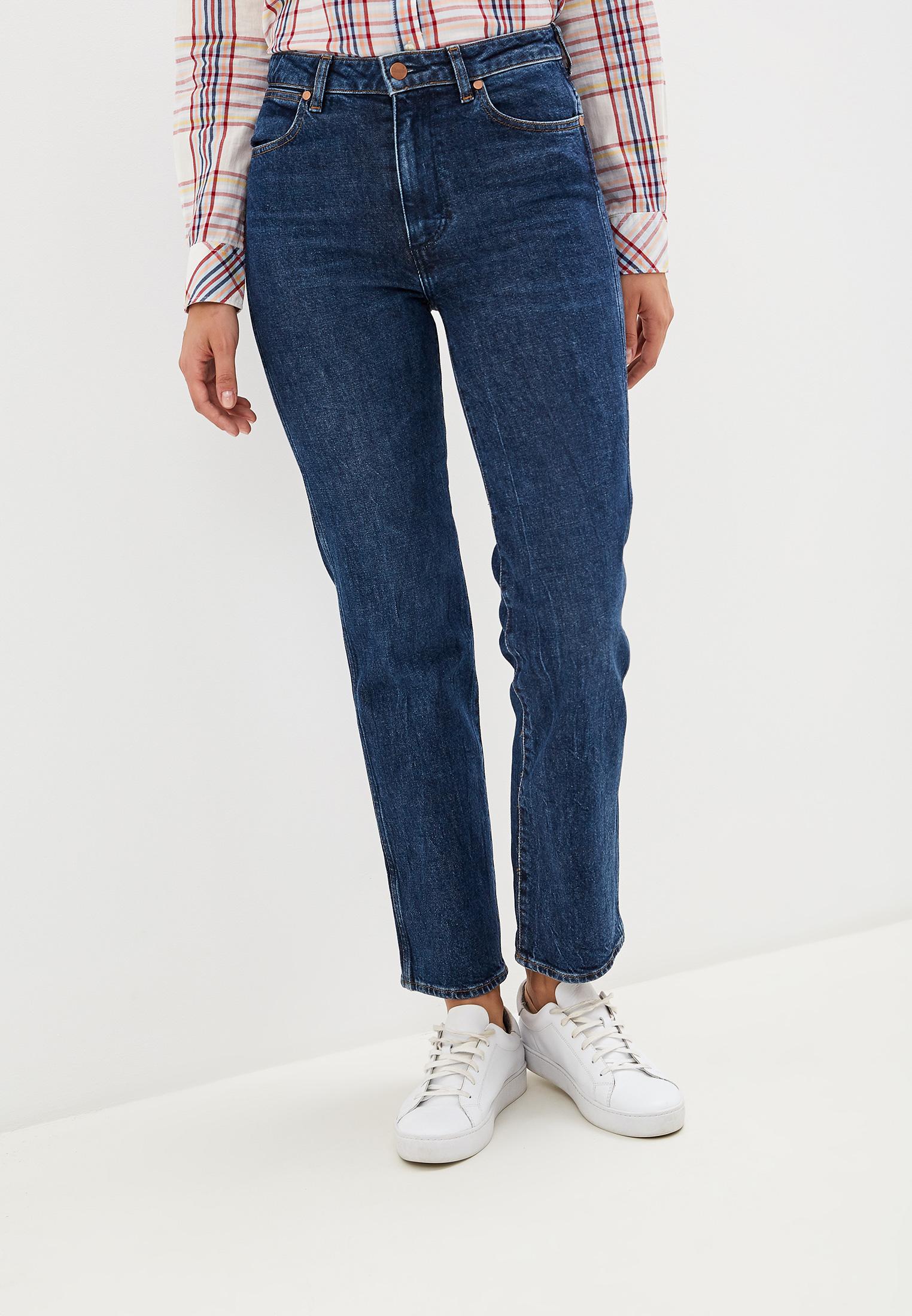 Широкие и расклешенные джинсы Wrangler (Вранглер) W238WB86X
