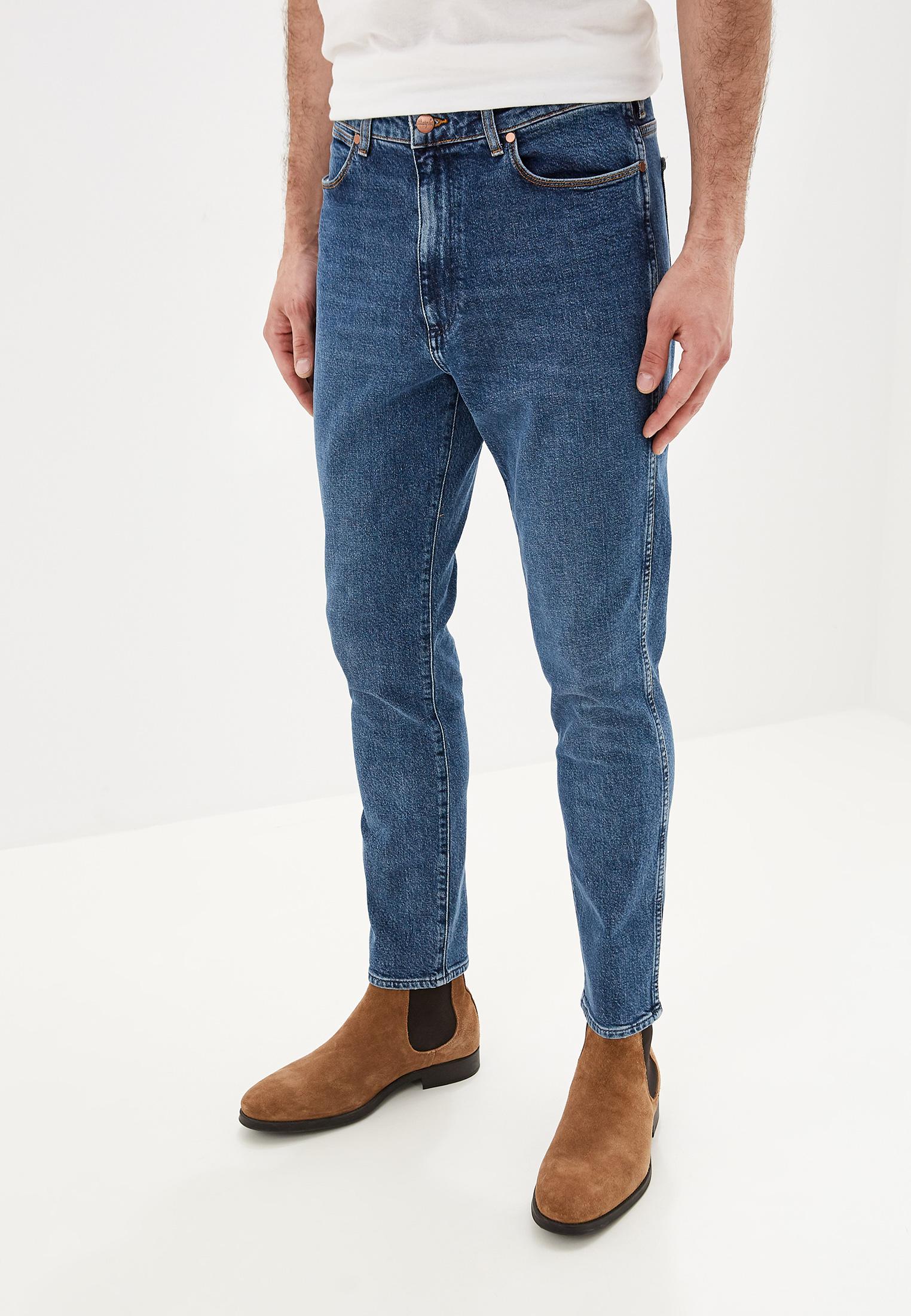 Мужские прямые джинсы Wrangler (Вранглер) W253WB96A