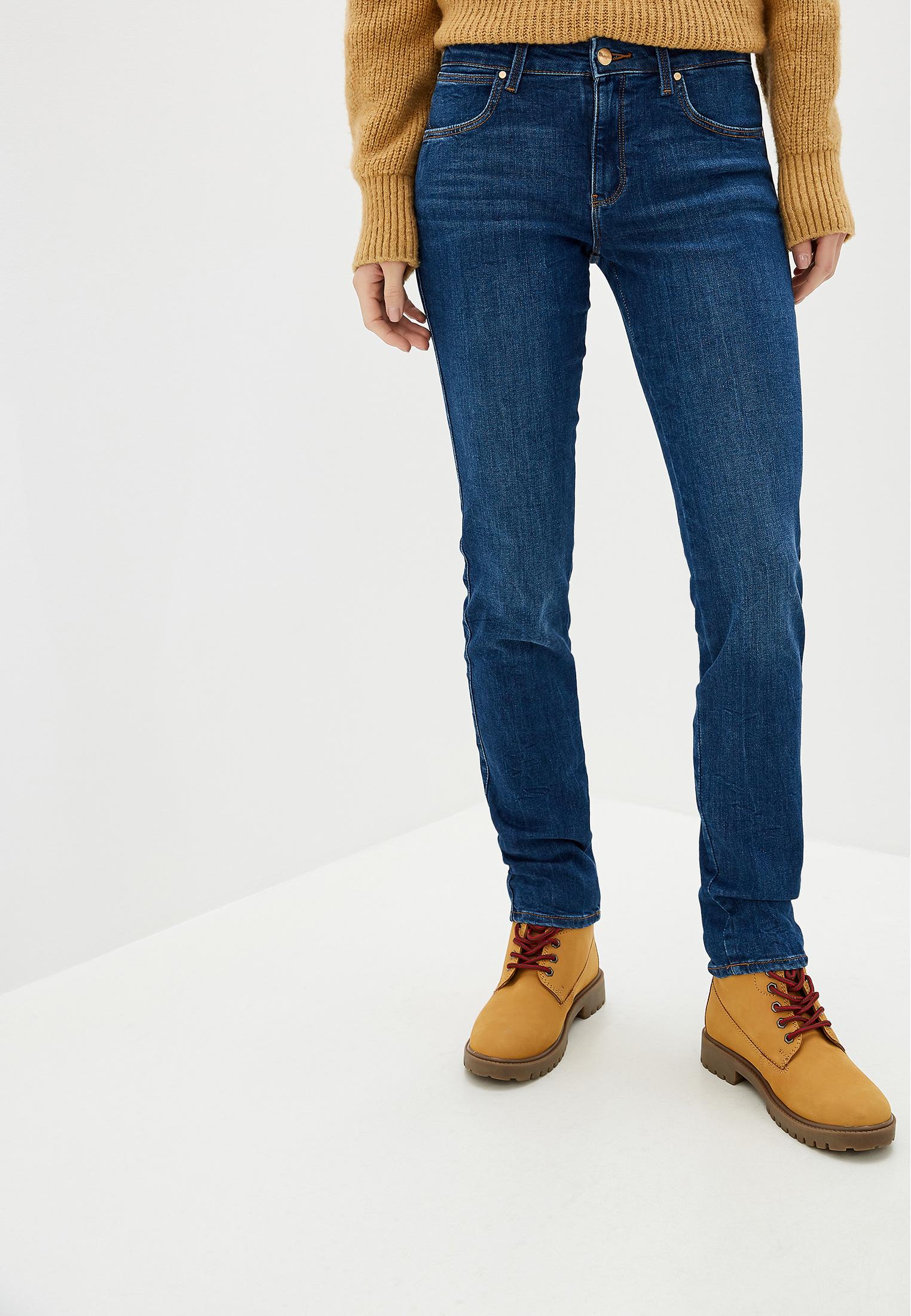 Зауженные джинсы Wrangler (Вранглер) W28LVP94Q