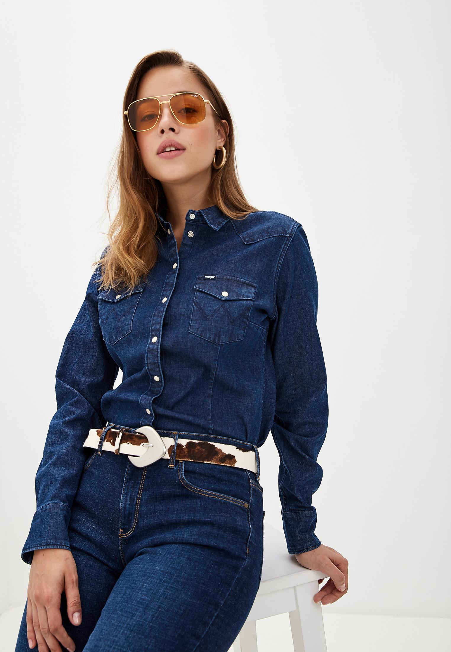 Рубашка Wrangler (Вранглер) W5Q3TFX1E