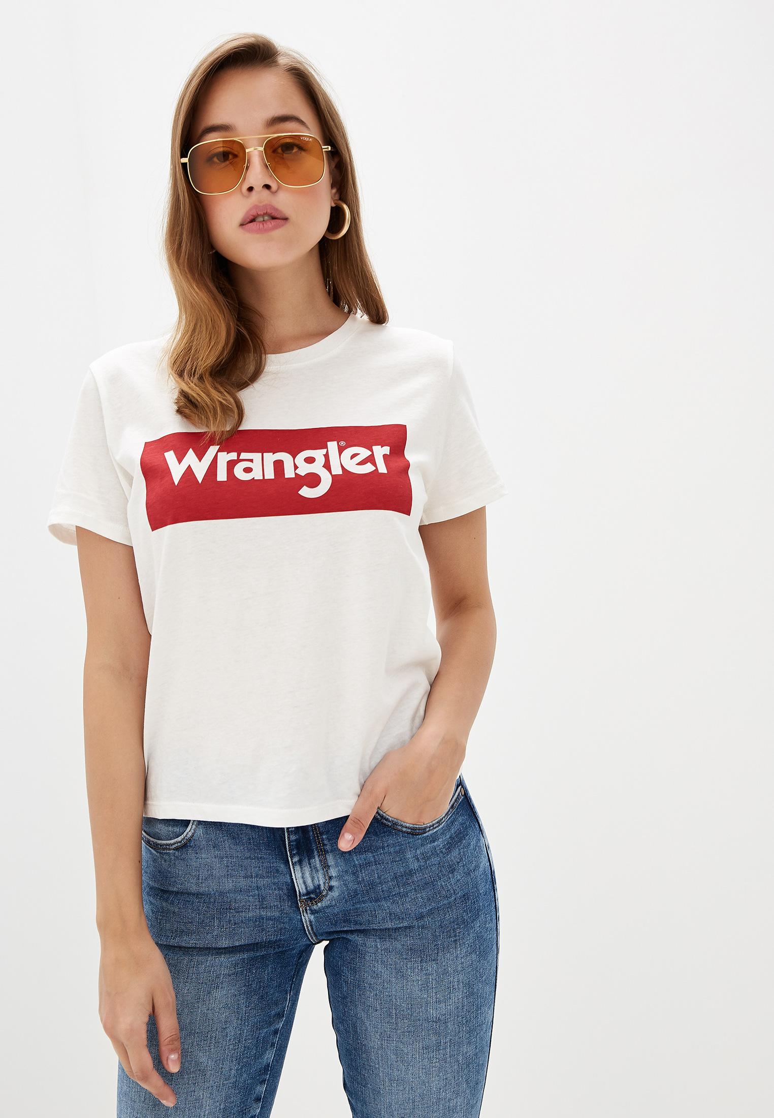 Футболка с коротким рукавом Wrangler (Вранглер) W7P3EV737