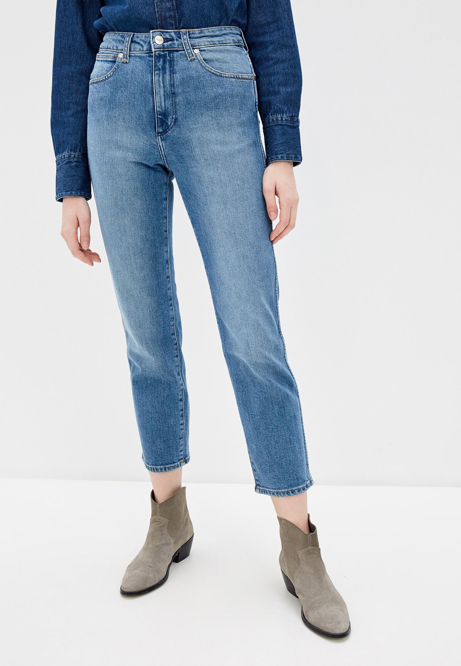 Зауженные джинсы Wrangler (Вранглер) W22AJX31A
