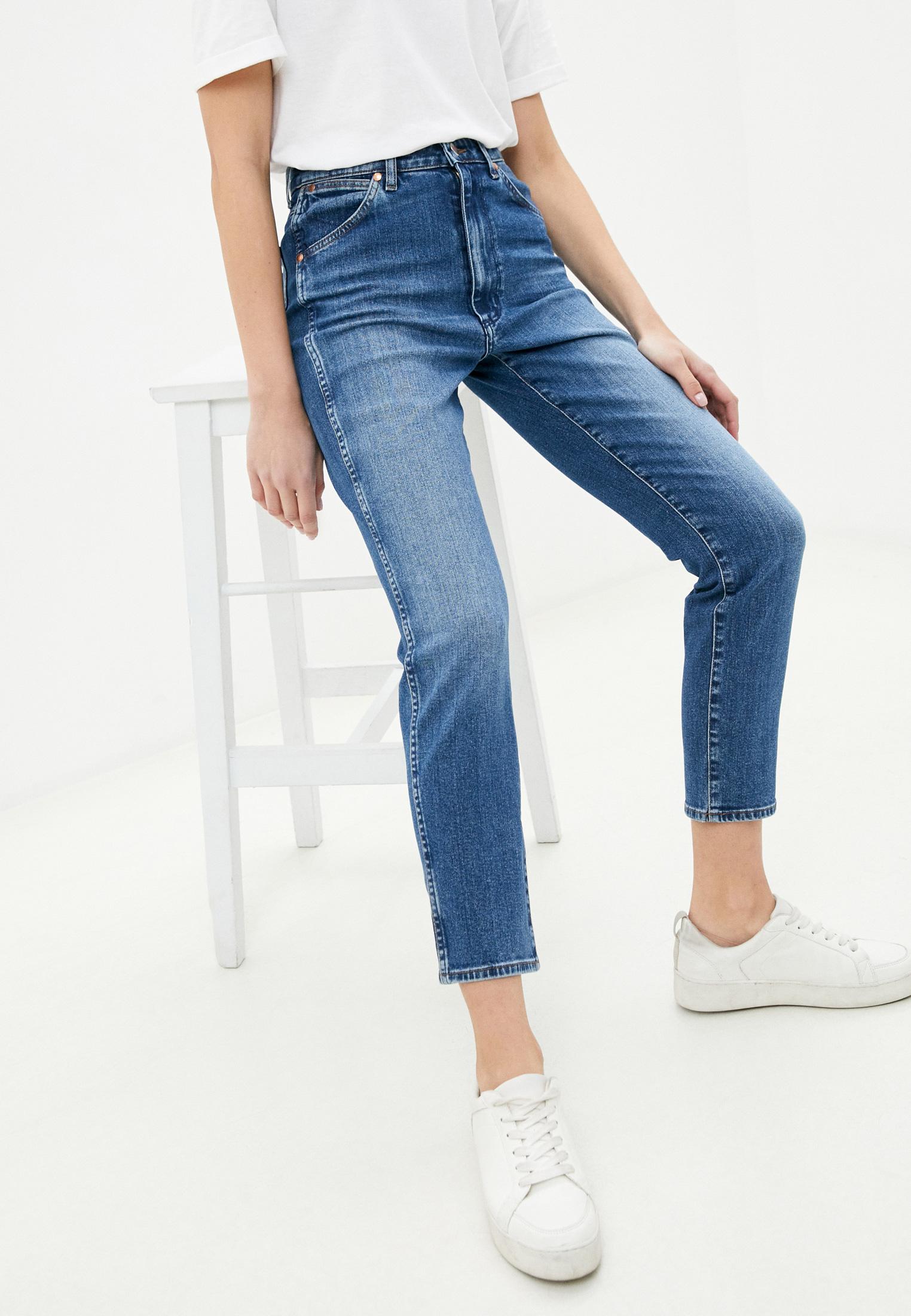 Зауженные джинсы Wrangler (Вранглер) W2WZZ519W