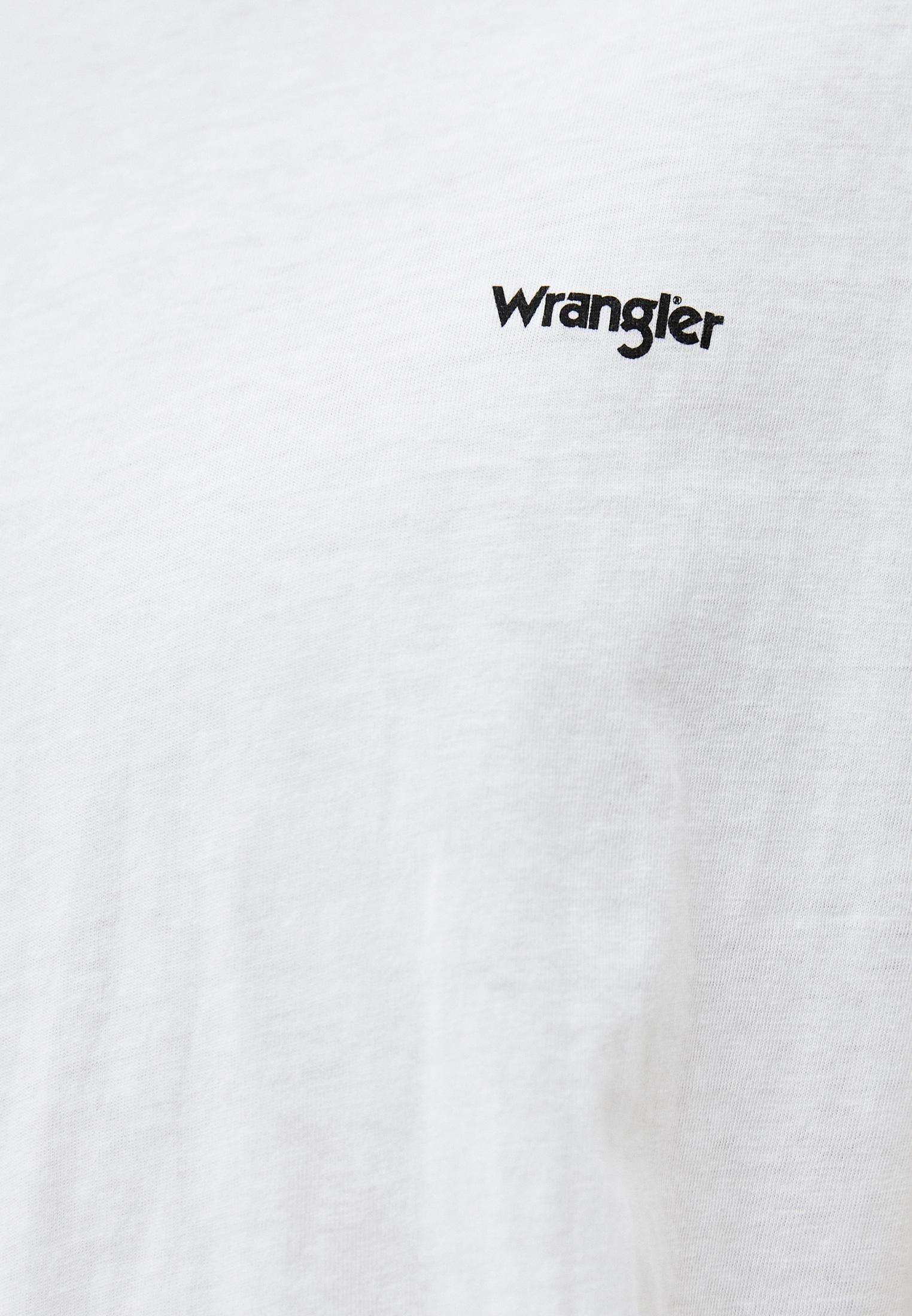 Футболка с коротким рукавом Wrangler (Вранглер) W7Q0EV989: изображение 7