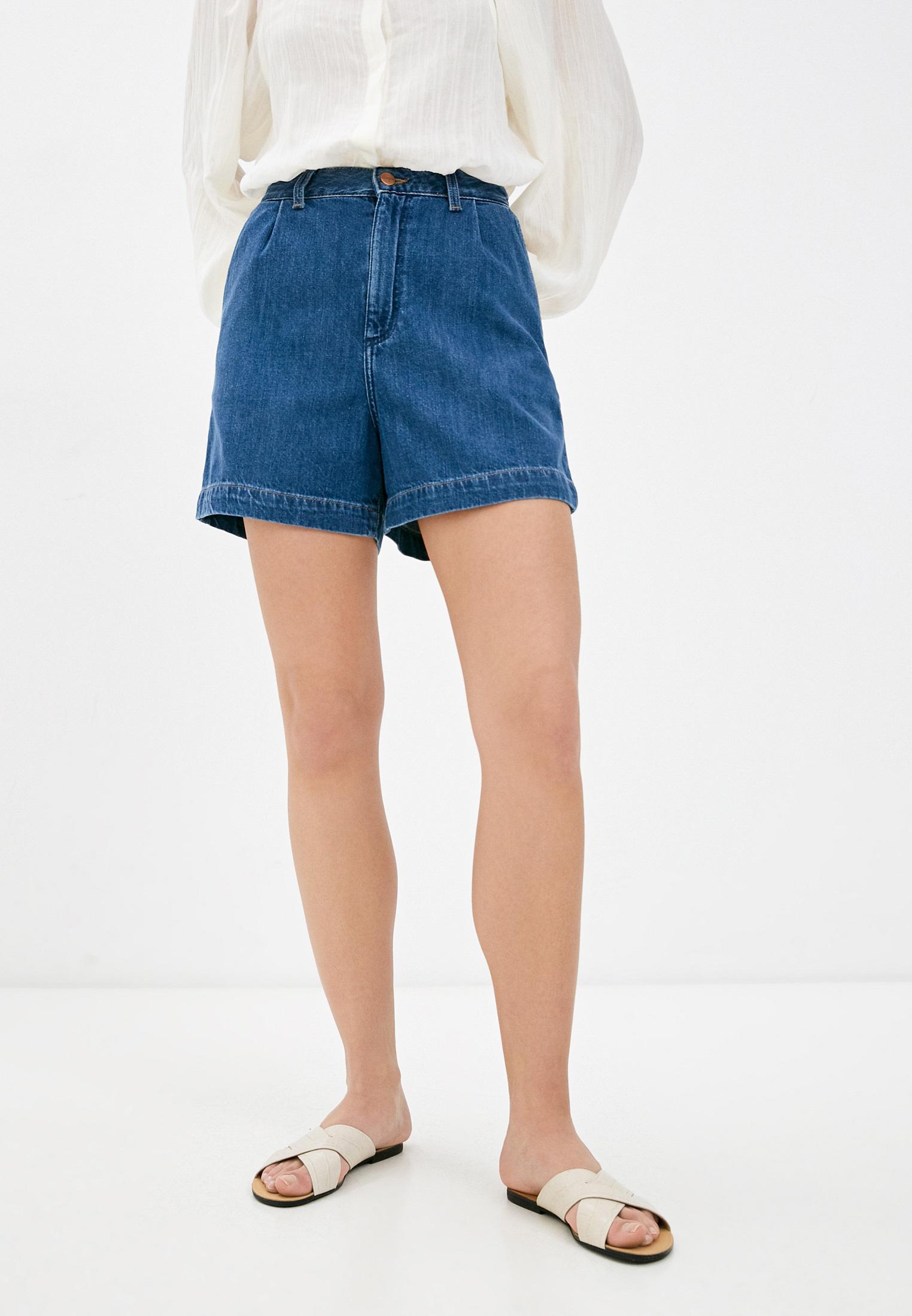 Женские джинсовые шорты Wrangler (Вранглер) W23EZB26K
