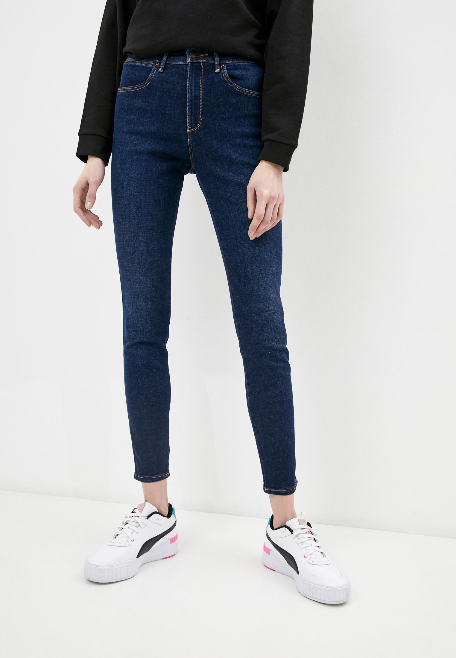 Зауженные джинсы Wrangler (Вранглер) W27HVH78Y