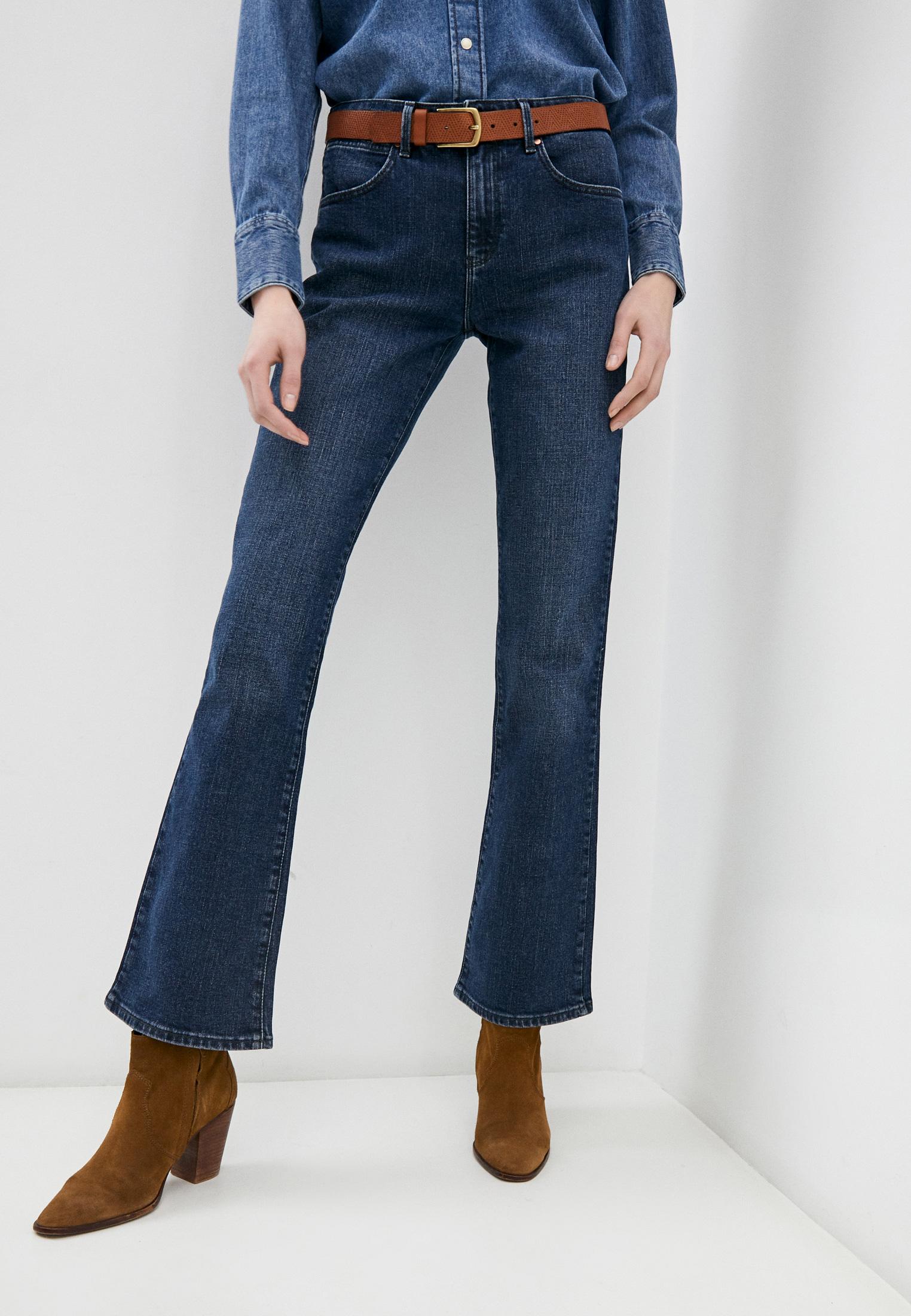 Прямые джинсы Wrangler (Вранглер) Джинсы Wrangler