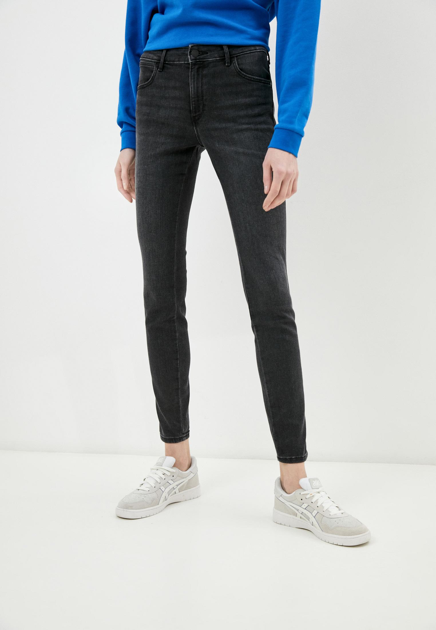 Зауженные джинсы Wrangler (Вранглер) Джинсы Wrangler