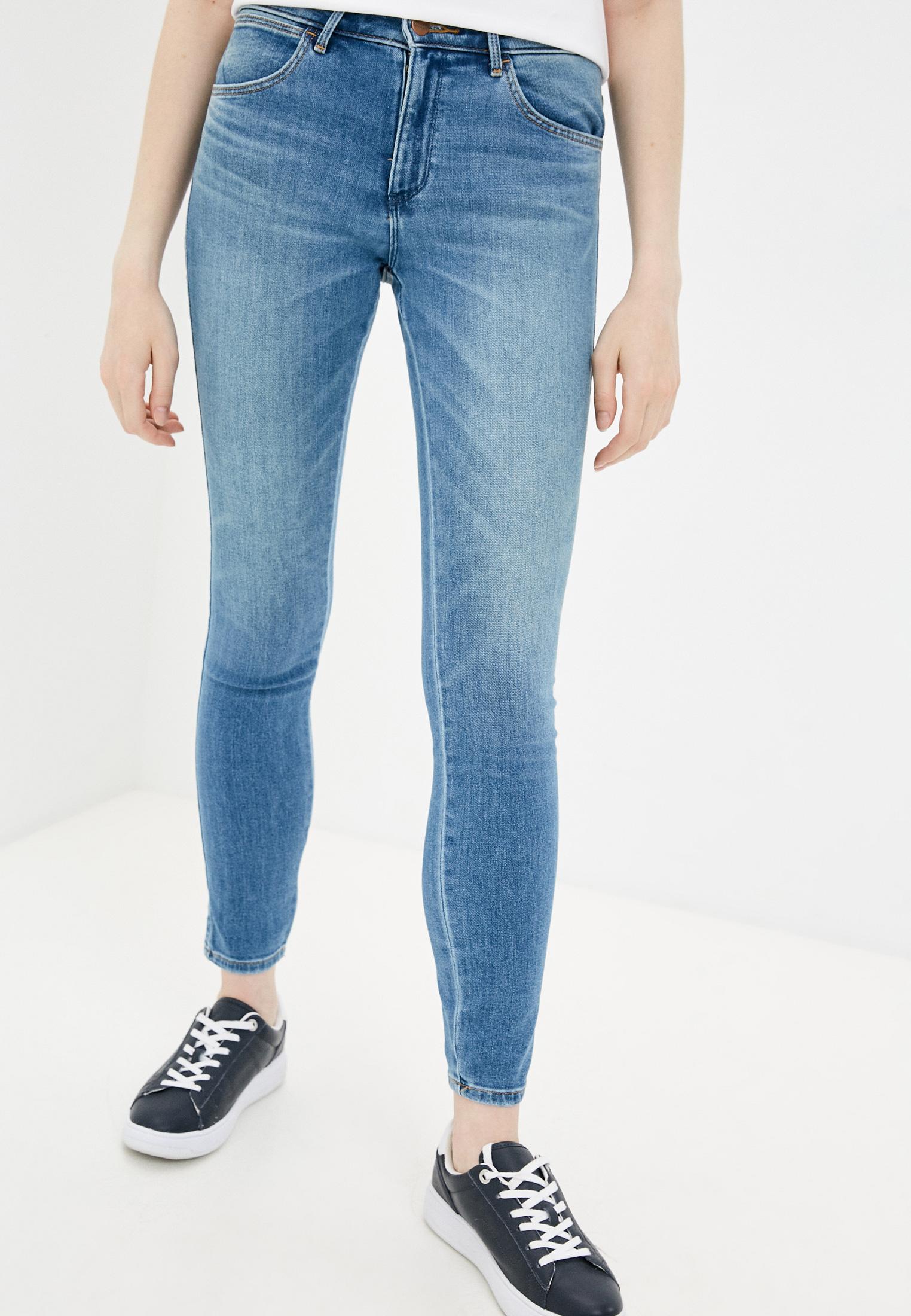 Зауженные джинсы Wrangler (Вранглер) W28KZM29B