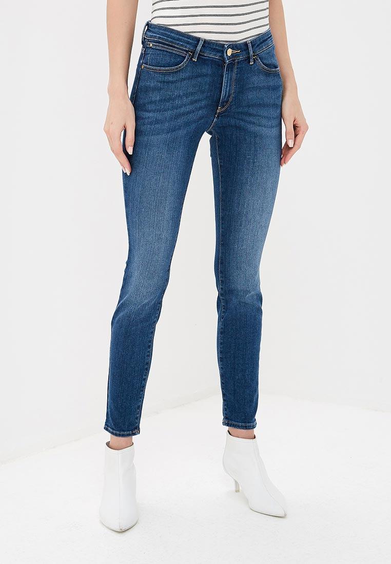 Зауженные джинсы Wrangler (Вранглер) W28KX785U