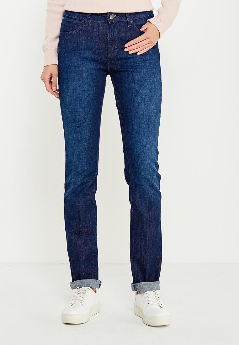 Прямые джинсы Wrangler (Вранглер) W28T9186N: изображение 1