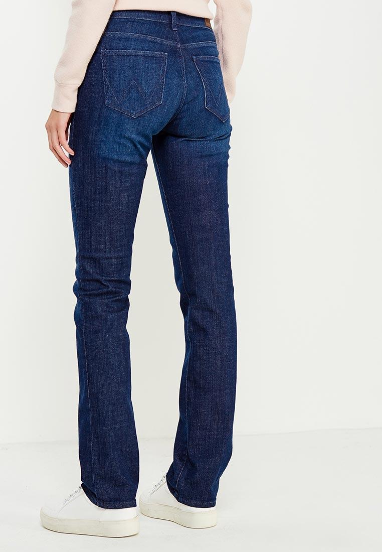 Прямые джинсы Wrangler (Вранглер) W28T9186N: изображение 3