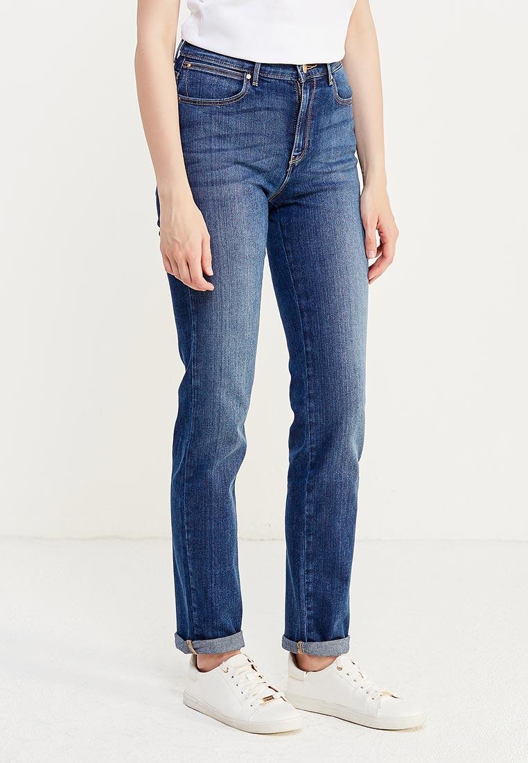 Зауженные джинсы Wrangler (Вранглер) W27GX785U: изображение 1