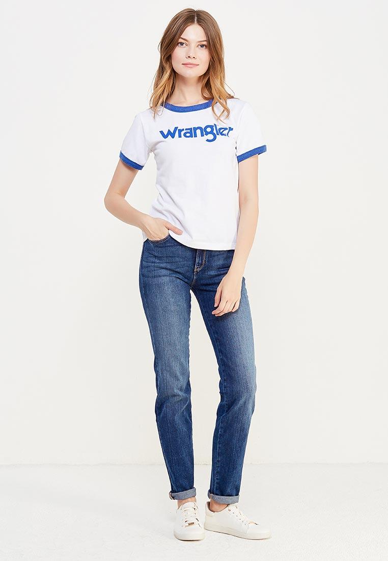 Зауженные джинсы Wrangler (Вранглер) W27GX785U: изображение 2