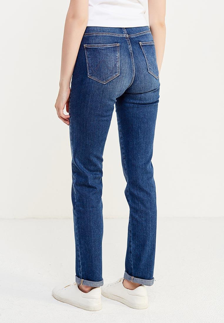 Зауженные джинсы Wrangler (Вранглер) W27GX785U: изображение 3