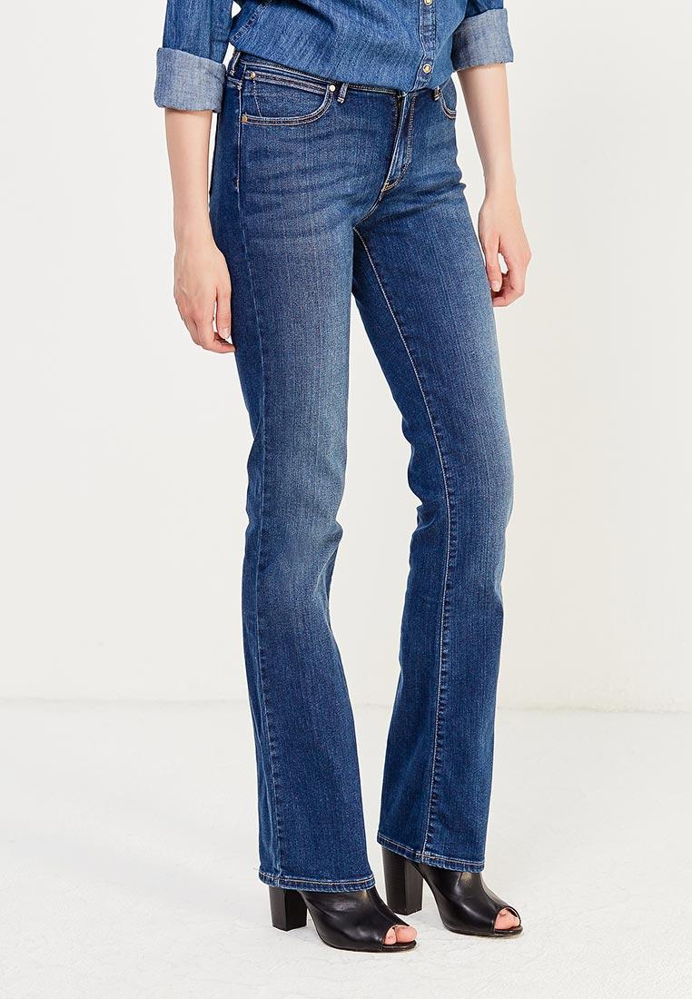 Широкие и расклешенные джинсы Wrangler (Вранглер) W28BX785U: изображение 1