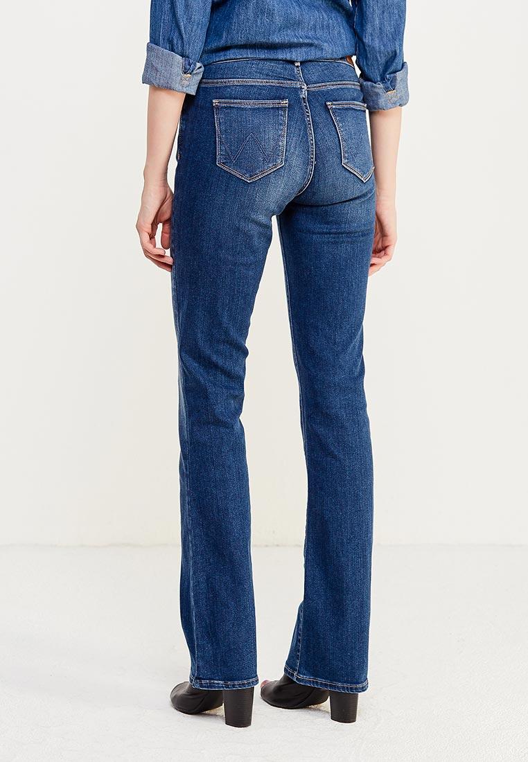 Широкие и расклешенные джинсы Wrangler (Вранглер) W28BX785U: изображение 3
