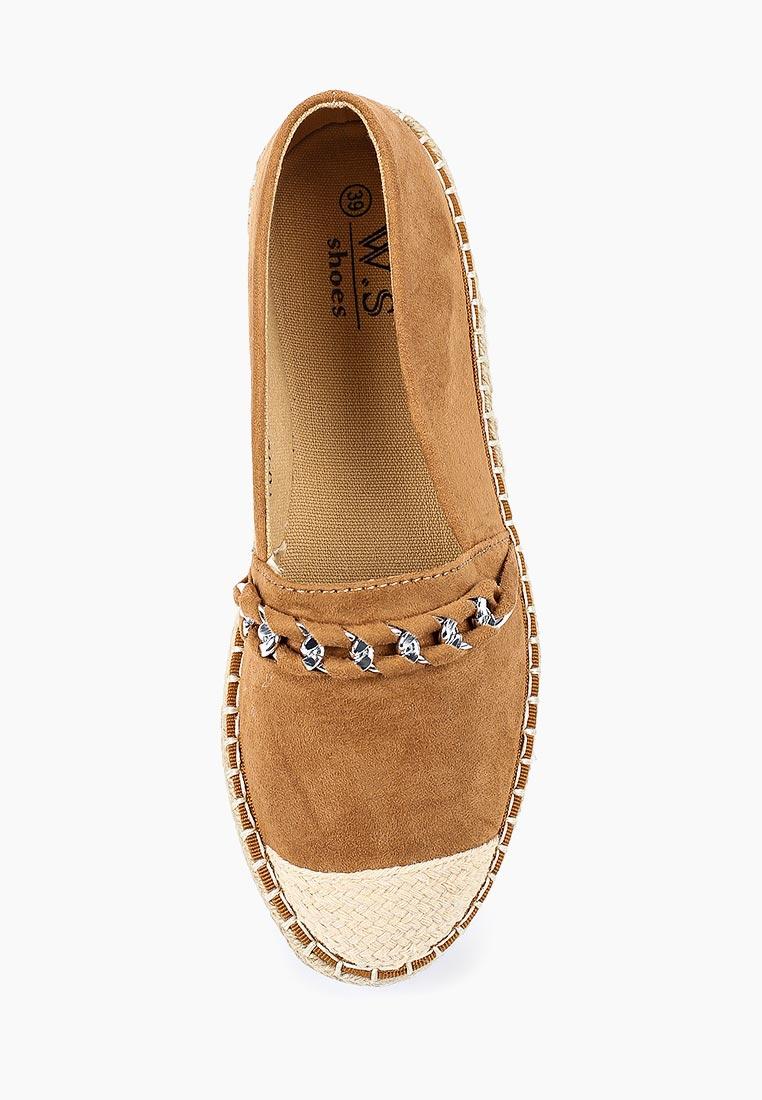 Женские эспадрильи WS Shoes FD-72: изображение 4