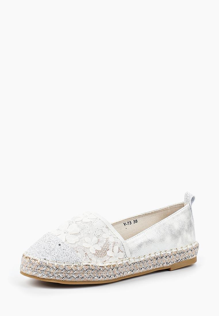 Женские эспадрильи WS Shoes Y-73