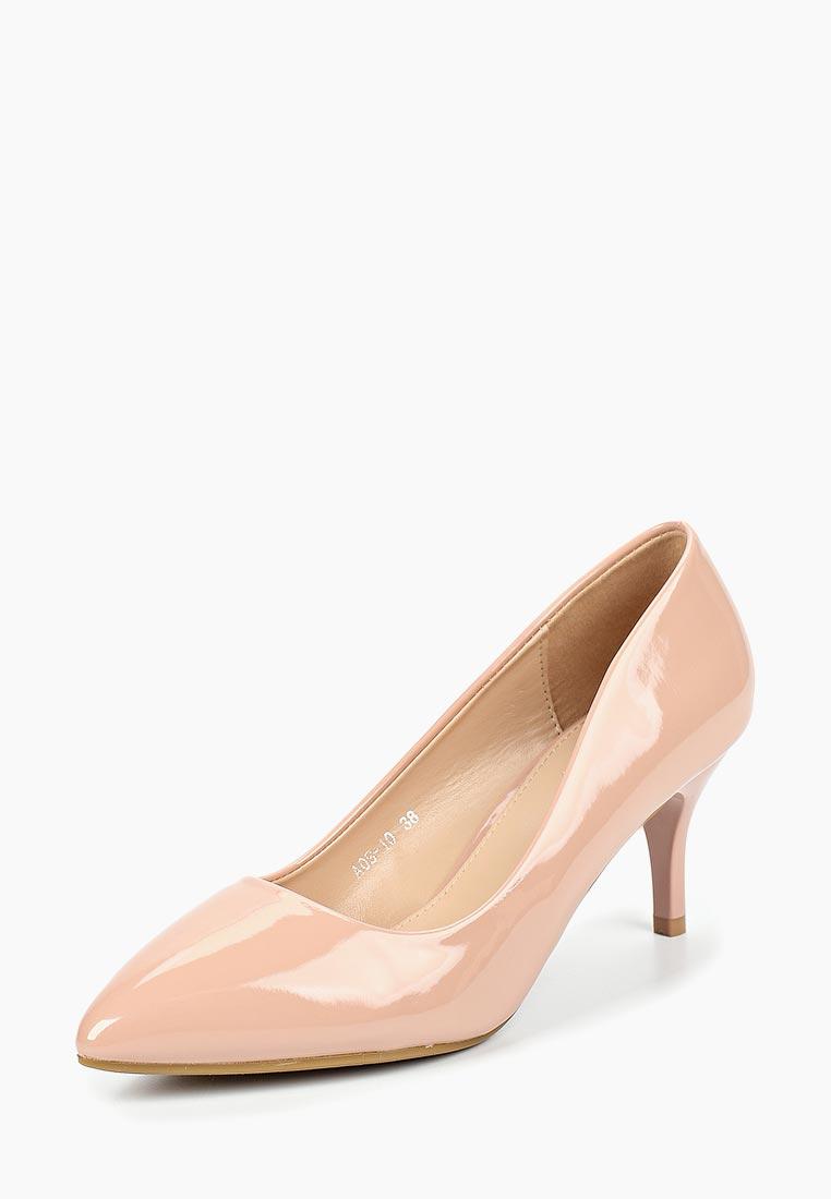 Женские туфли WS Shoes AOS-10