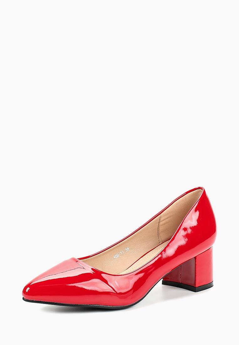 Женские туфли WS Shoes AOS-11