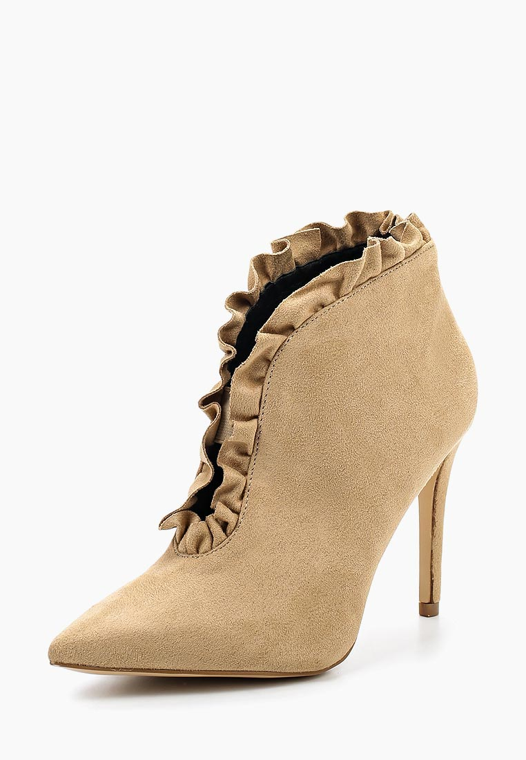 Женские ботильоны WS Shoes LU-39