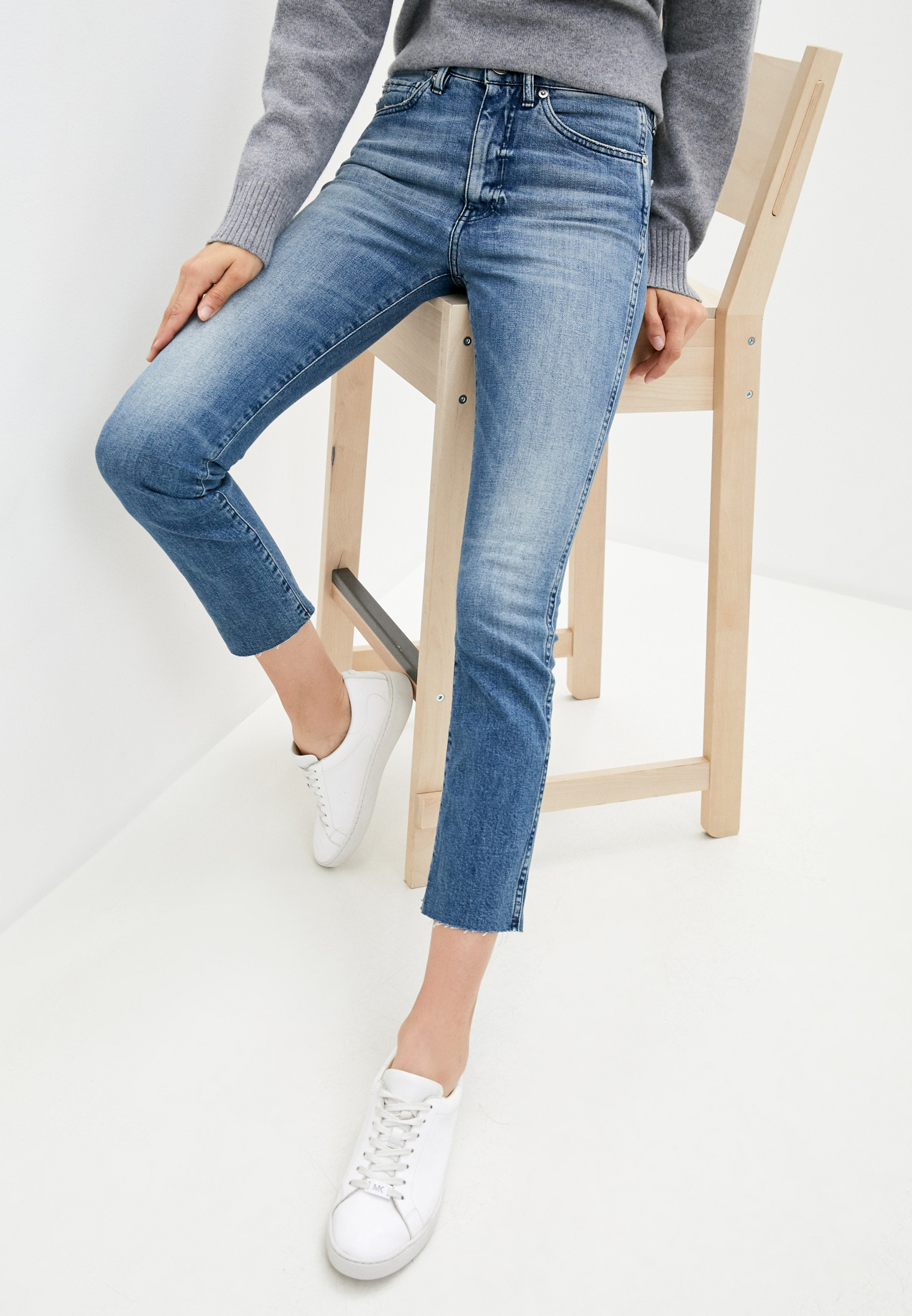 Зауженные джинсы 3X1 W3SAC1079: изображение 1