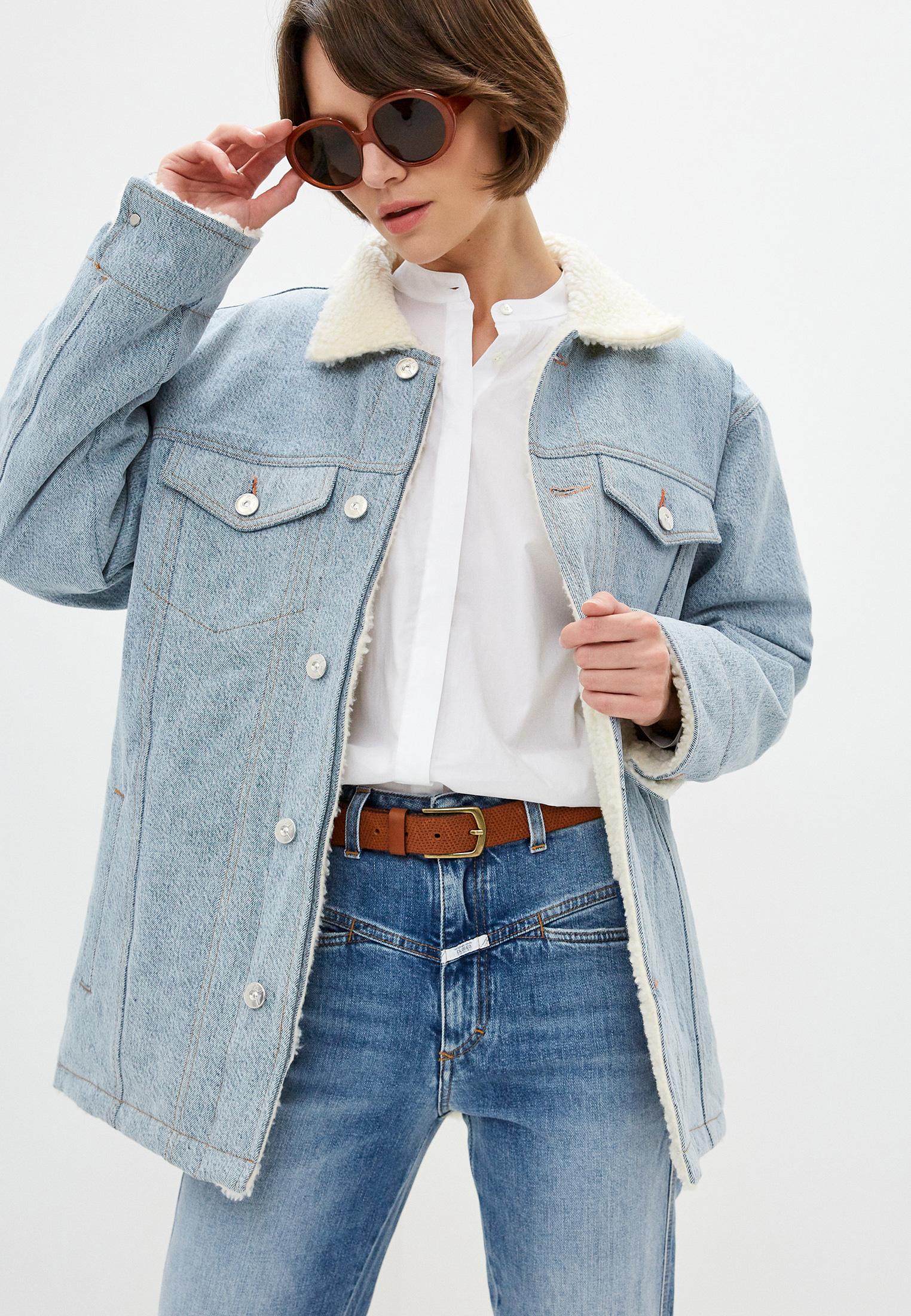 Джинсовая куртка 3X1 WJ0040866: изображение 1