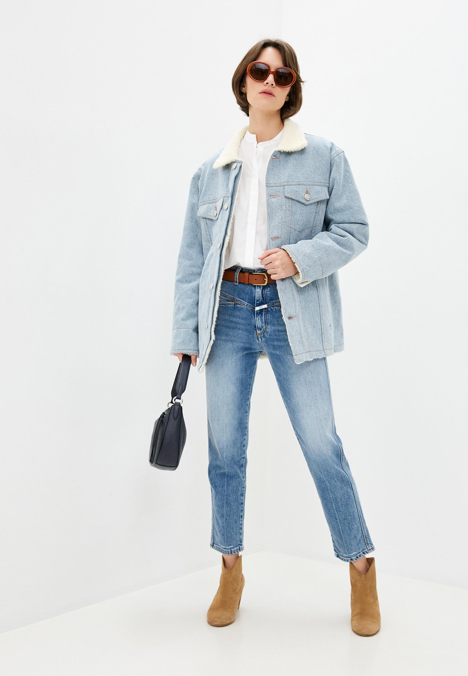 Джинсовая куртка 3X1 WJ0040866: изображение 3